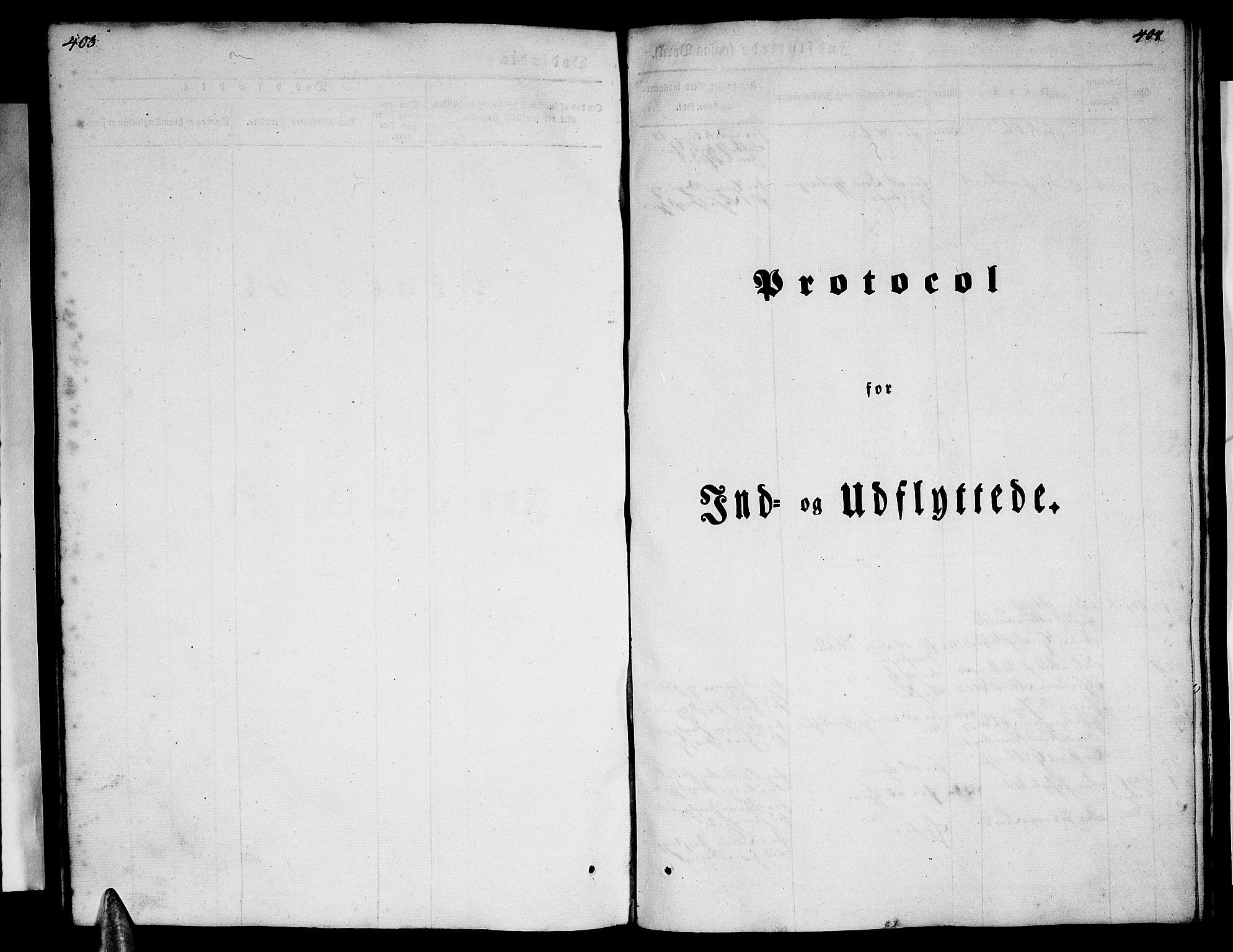 SAT, Ministerialprotokoller, klokkerbøker og fødselsregistre - Nordland, 827/L0413: Klokkerbok nr. 827C02, 1842-1852, s. 403-404