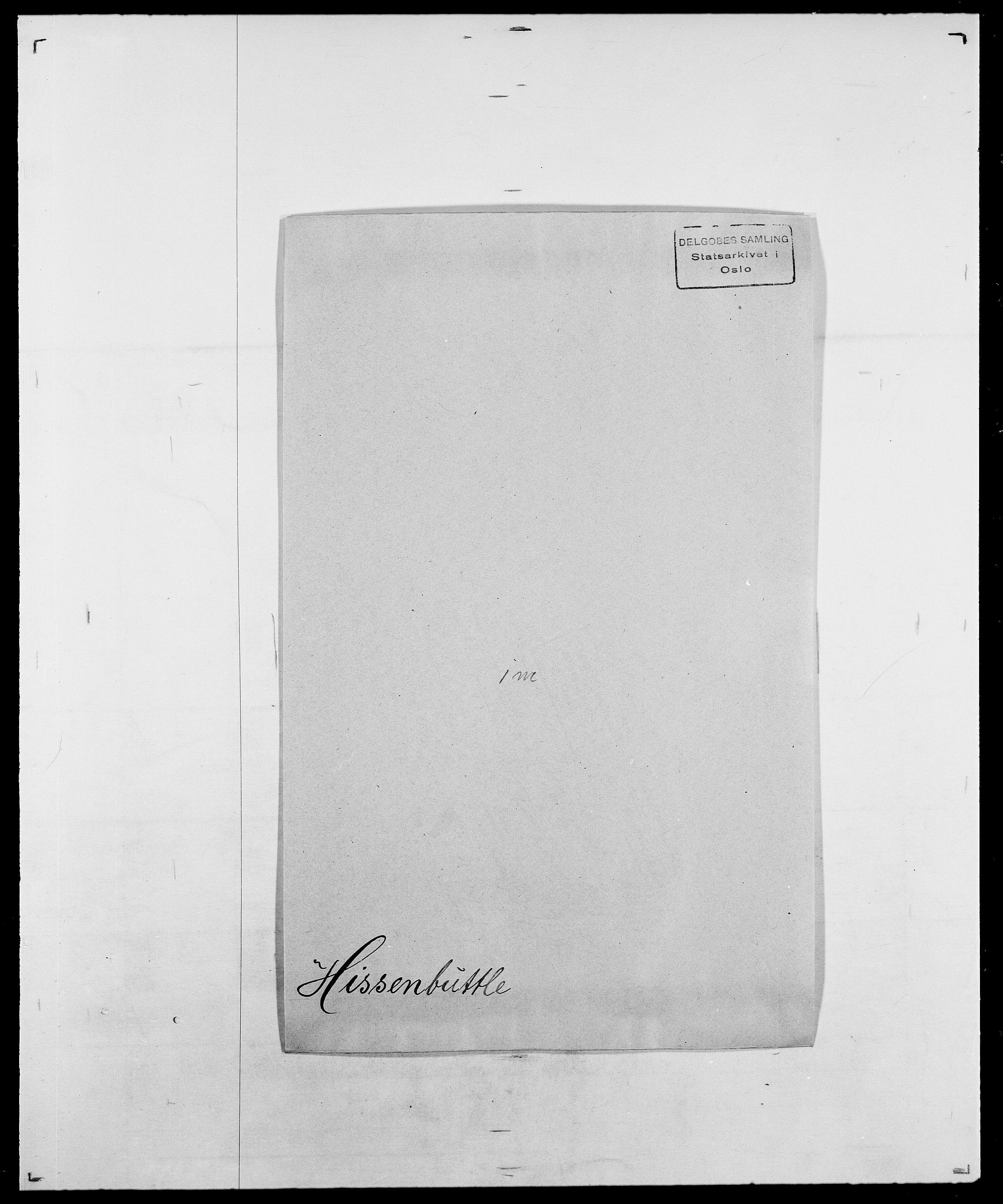 SAO, Delgobe, Charles Antoine - samling, D/Da/L0017: Helander - Hjørne, s. 532