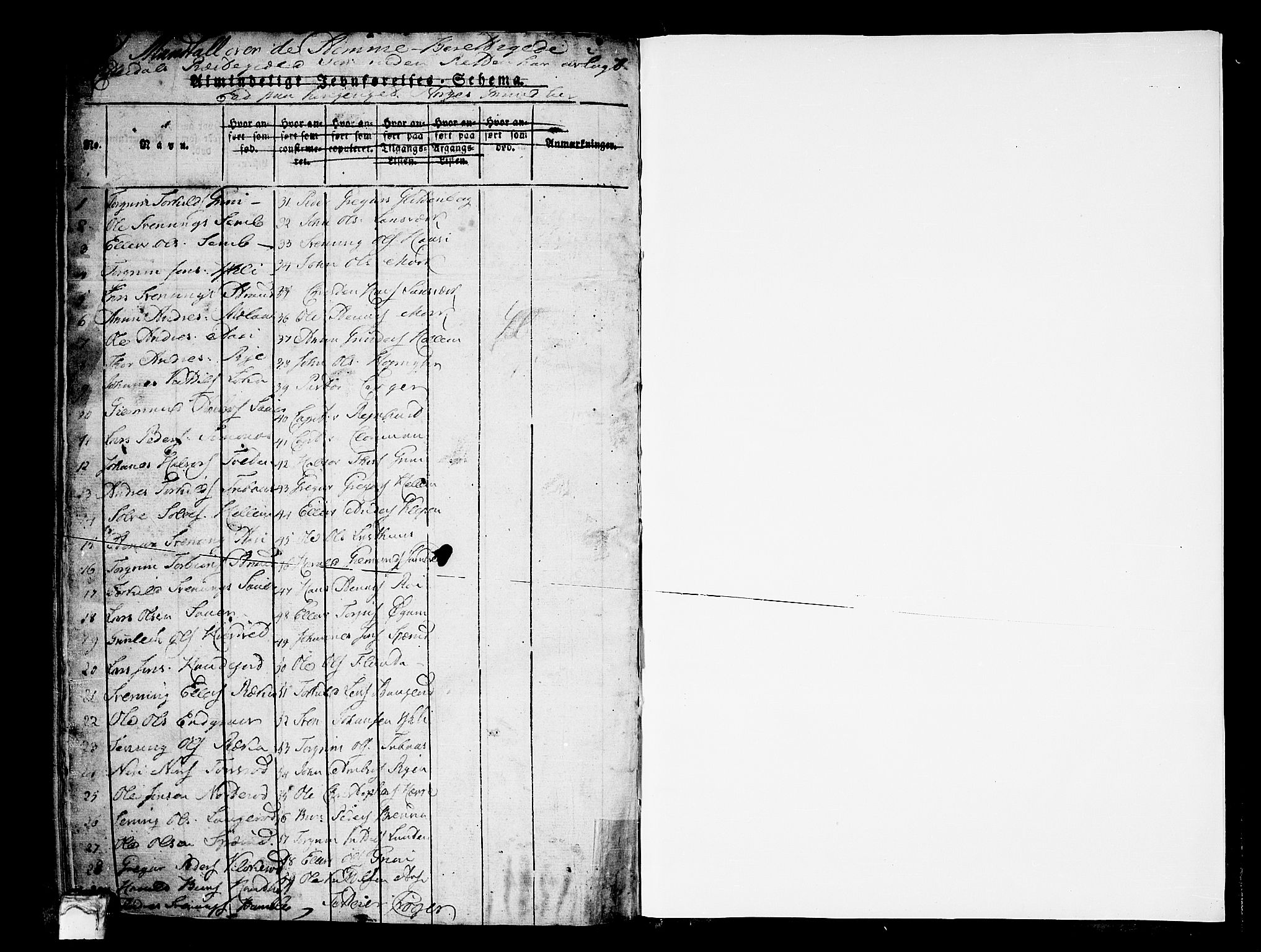 SAKO, Heddal kirkebøker, F/Fa/L0005: Ministerialbok nr. I 5, 1814-1837, s. 763-764