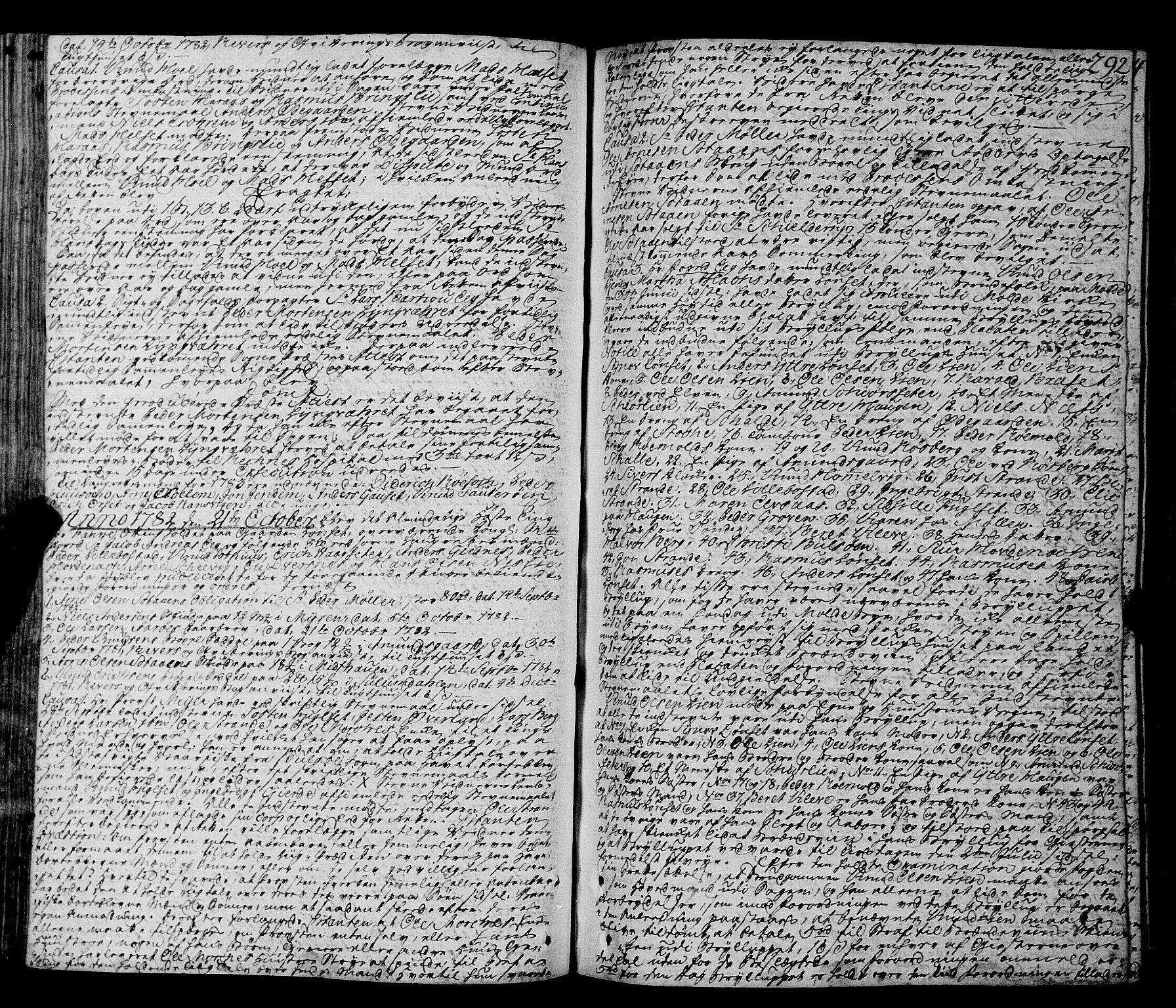 SAT, Romsdal sorenskriveri, 1/1A/L0016: Tingbok, 1775-1788, s. 291b-292a