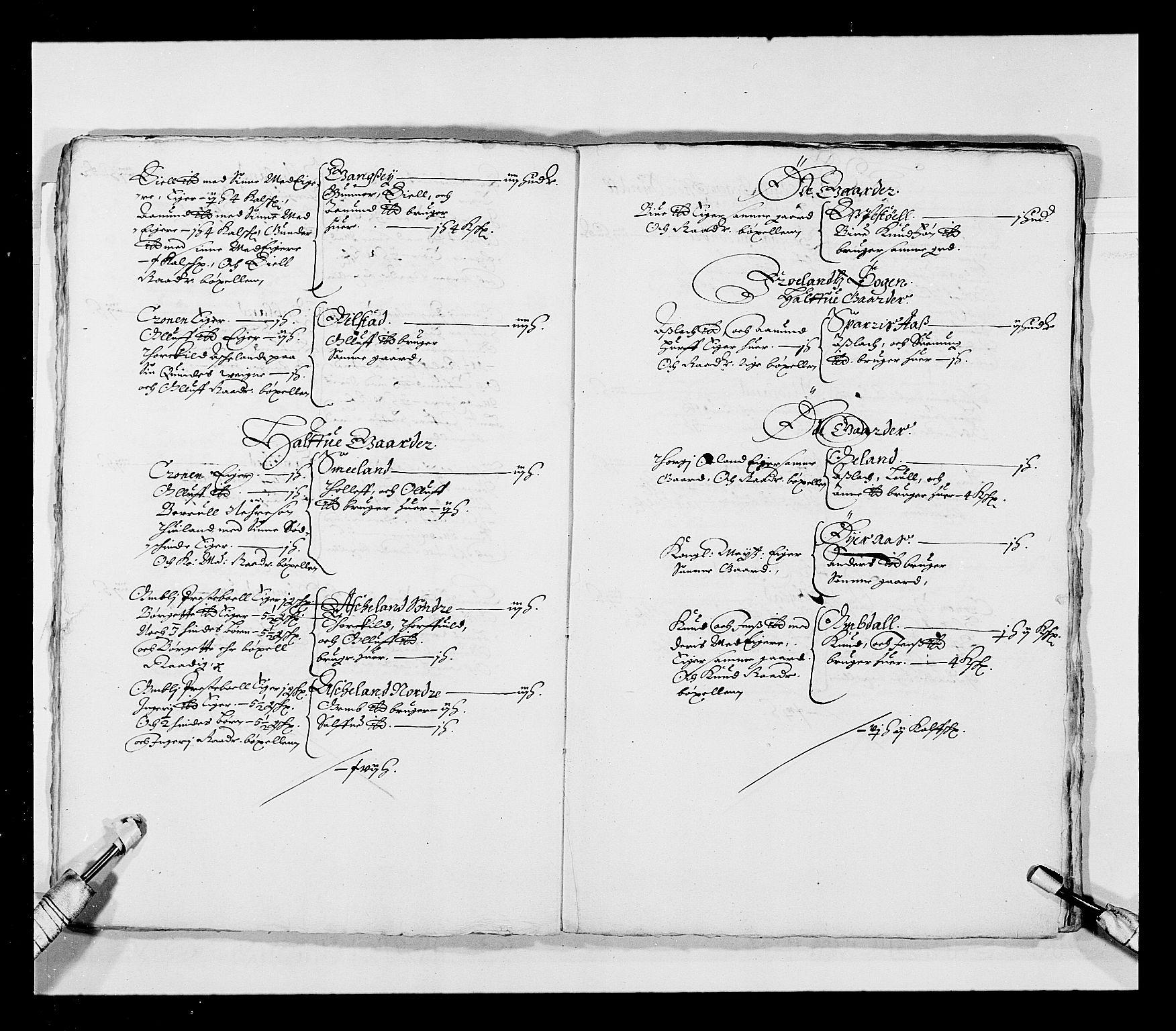 RA, Stattholderembetet 1572-1771, Ek/L0023: Jordebøker 1633-1658:, 1648-1649, s. 10