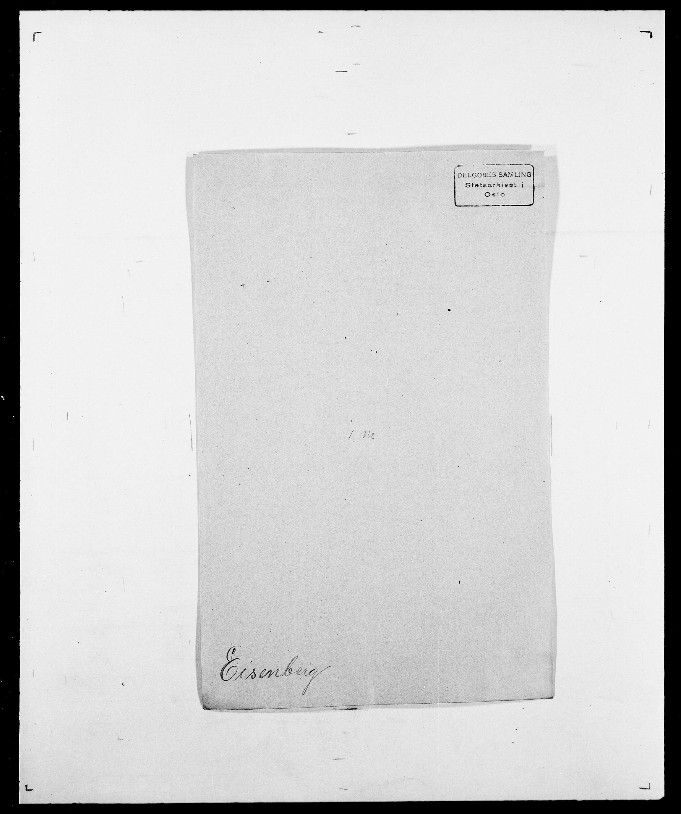 SAO, Delgobe, Charles Antoine - samling, D/Da/L0010: Dürendahl - Fagelund, s. 345