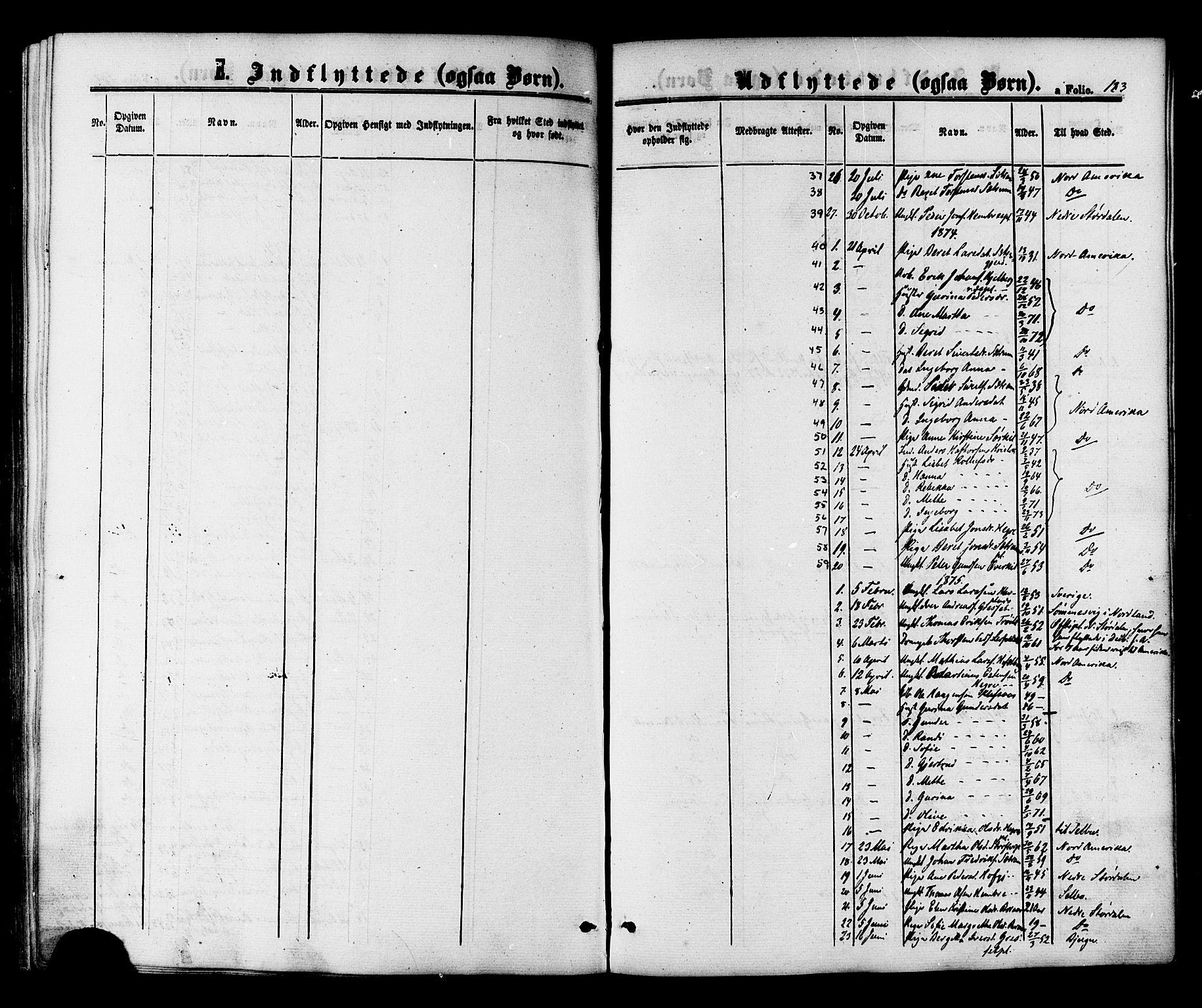 SAT, Ministerialprotokoller, klokkerbøker og fødselsregistre - Nord-Trøndelag, 703/L0029: Ministerialbok nr. 703A02, 1863-1879, s. 183