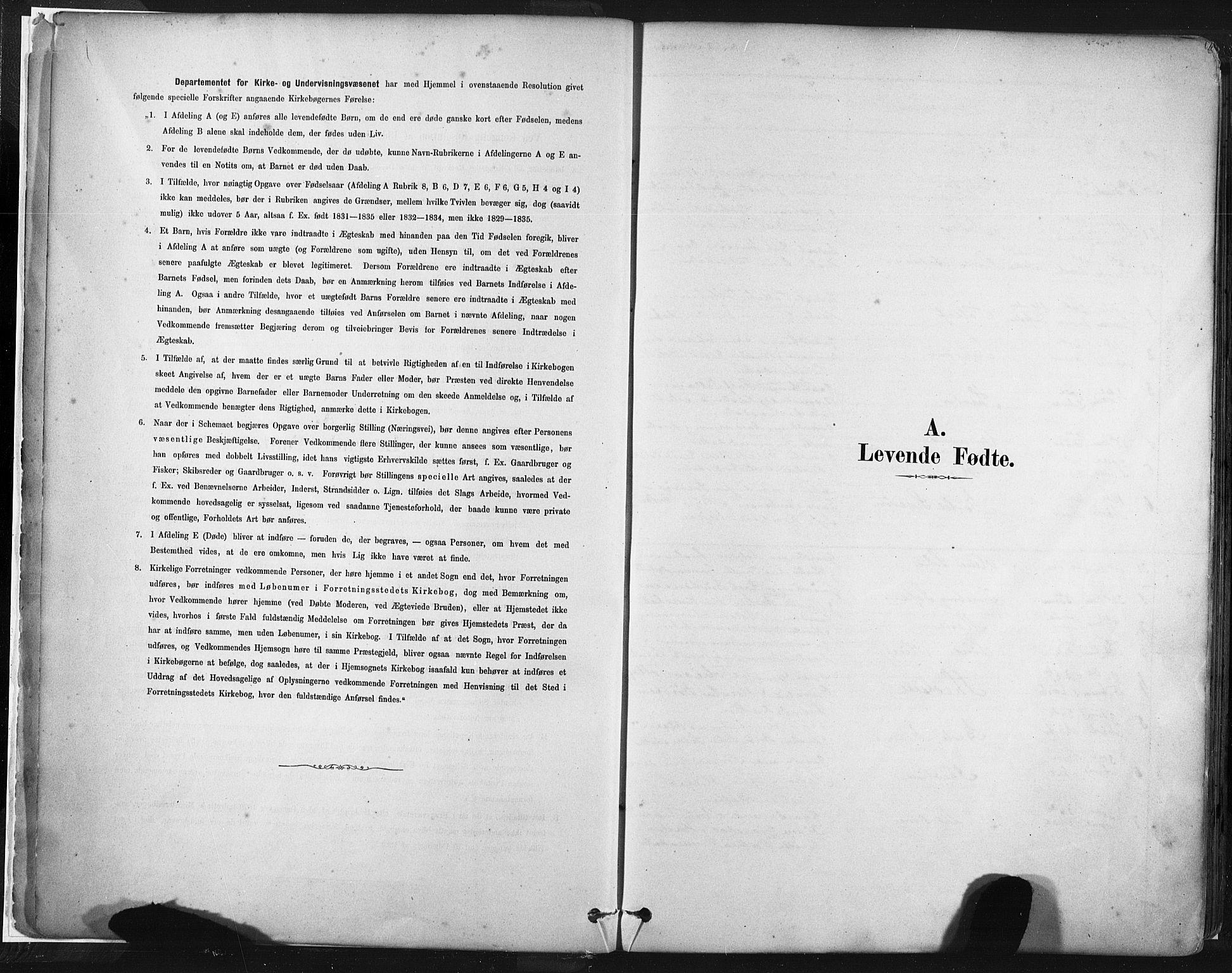 SAST, Lund sokneprestkontor, Ministerialbok nr. A 10, 1877-1904