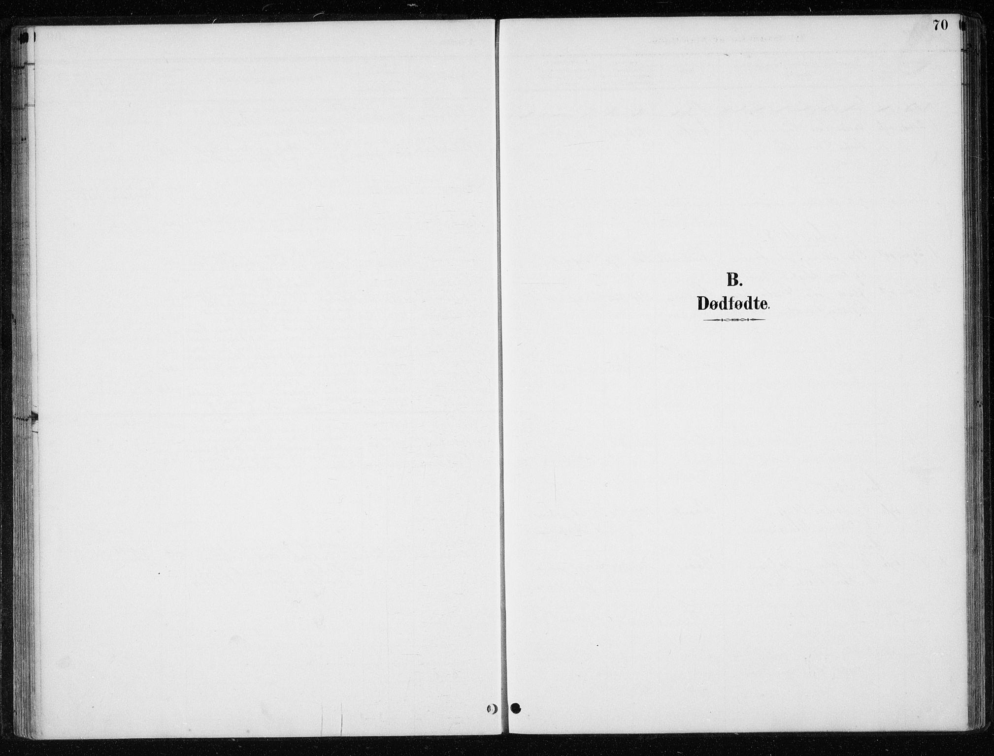 SAT, Ministerialprotokoller, klokkerbøker og fødselsregistre - Nord-Trøndelag, 710/L0096: Klokkerbok nr. 710C01, 1892-1925, s. 70