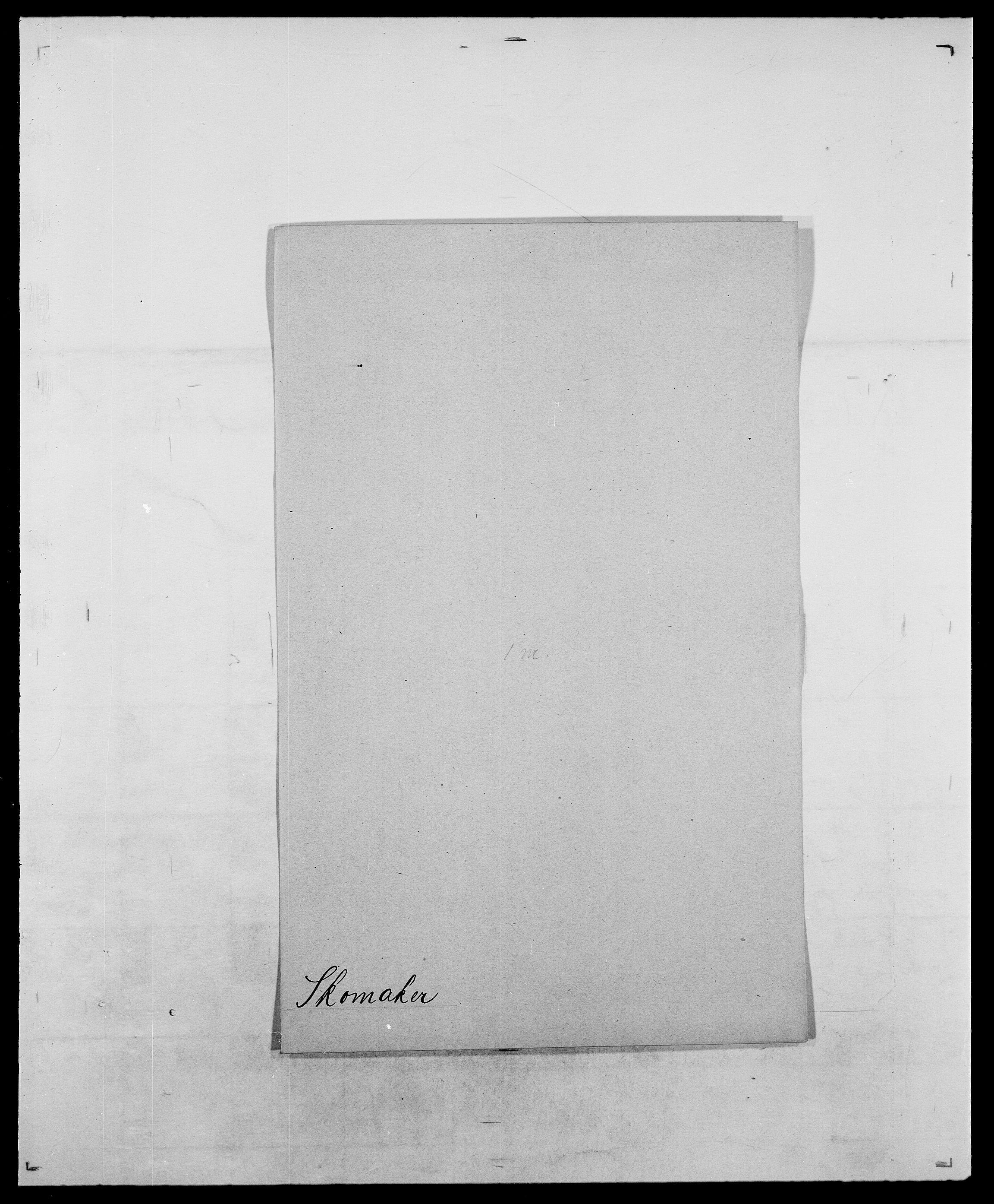SAO, Delgobe, Charles Antoine - samling, D/Da/L0036: Skaanør - Staverskov, s. 57