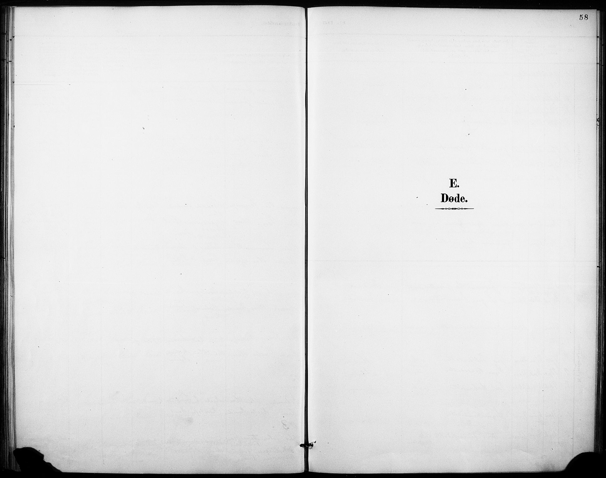 SAKO, Fyresdal kirkebøker, F/Fb/L0003: Ministerialbok nr. II 3, 1887-1903, s. 58