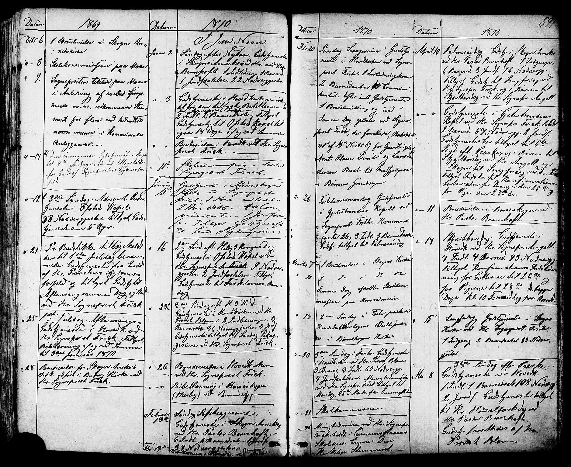 SAT, Ministerialprotokoller, klokkerbøker og fødselsregistre - Sør-Trøndelag, 665/L0772: Ministerialbok nr. 665A07, 1856-1878, s. 591