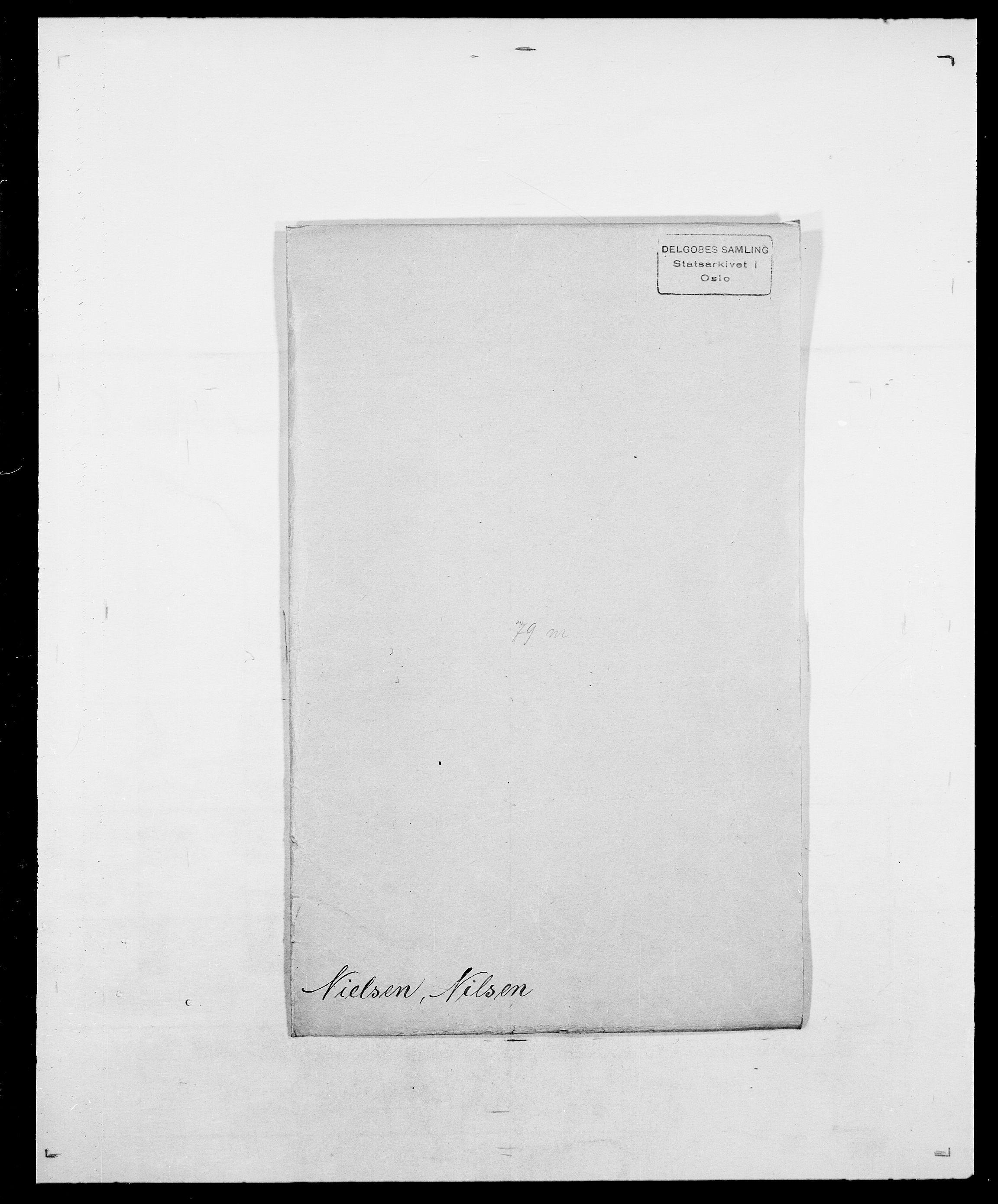 SAO, Delgobe, Charles Antoine - samling, D/Da/L0028: Naaden - Nøvik, s. 213