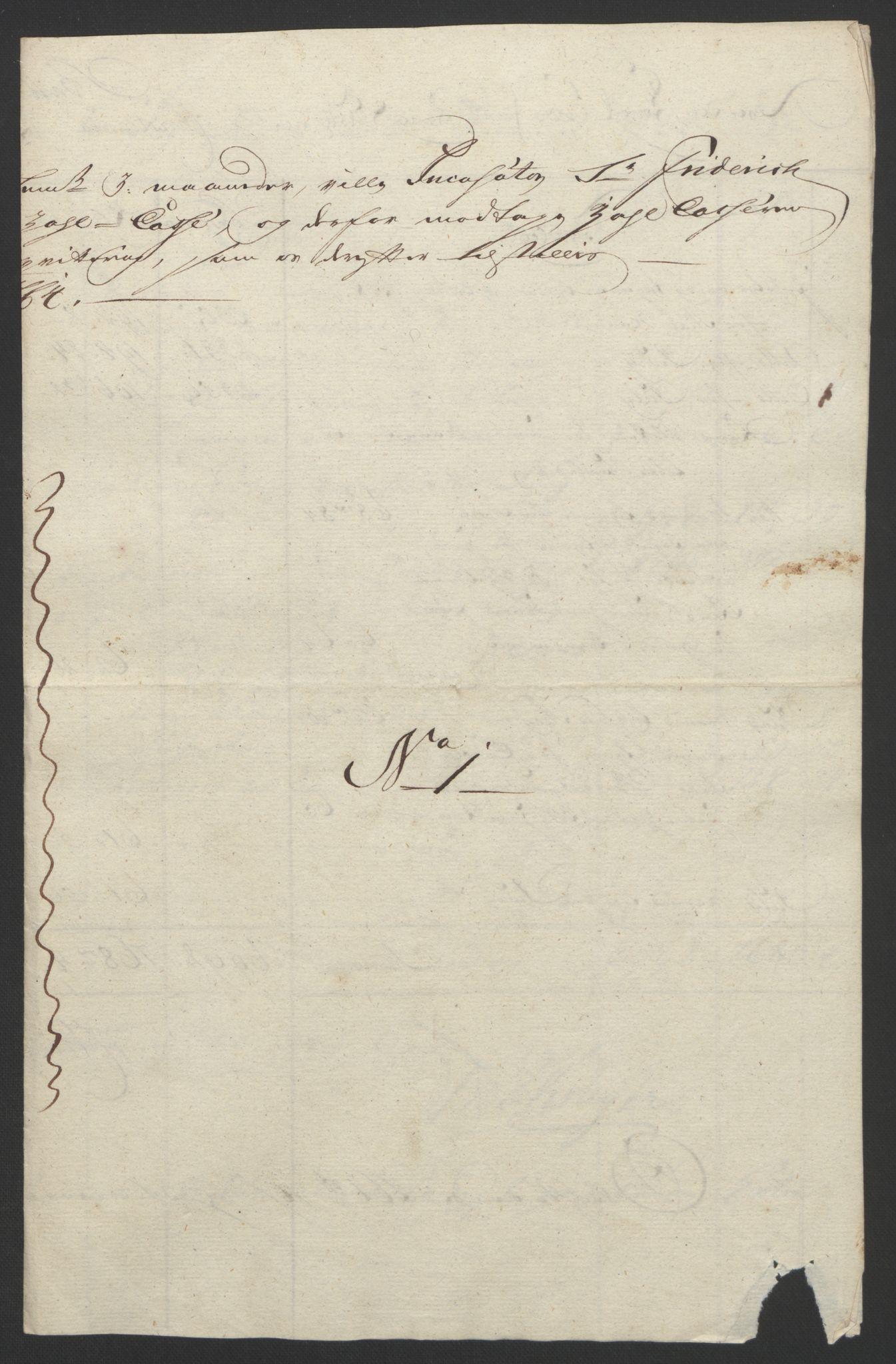RA, Rentekammeret inntil 1814, Reviderte regnskaper, Byregnskaper, R/Re/L0072: [E13] Kontribusjonsregnskap, 1763-1764, s. 446