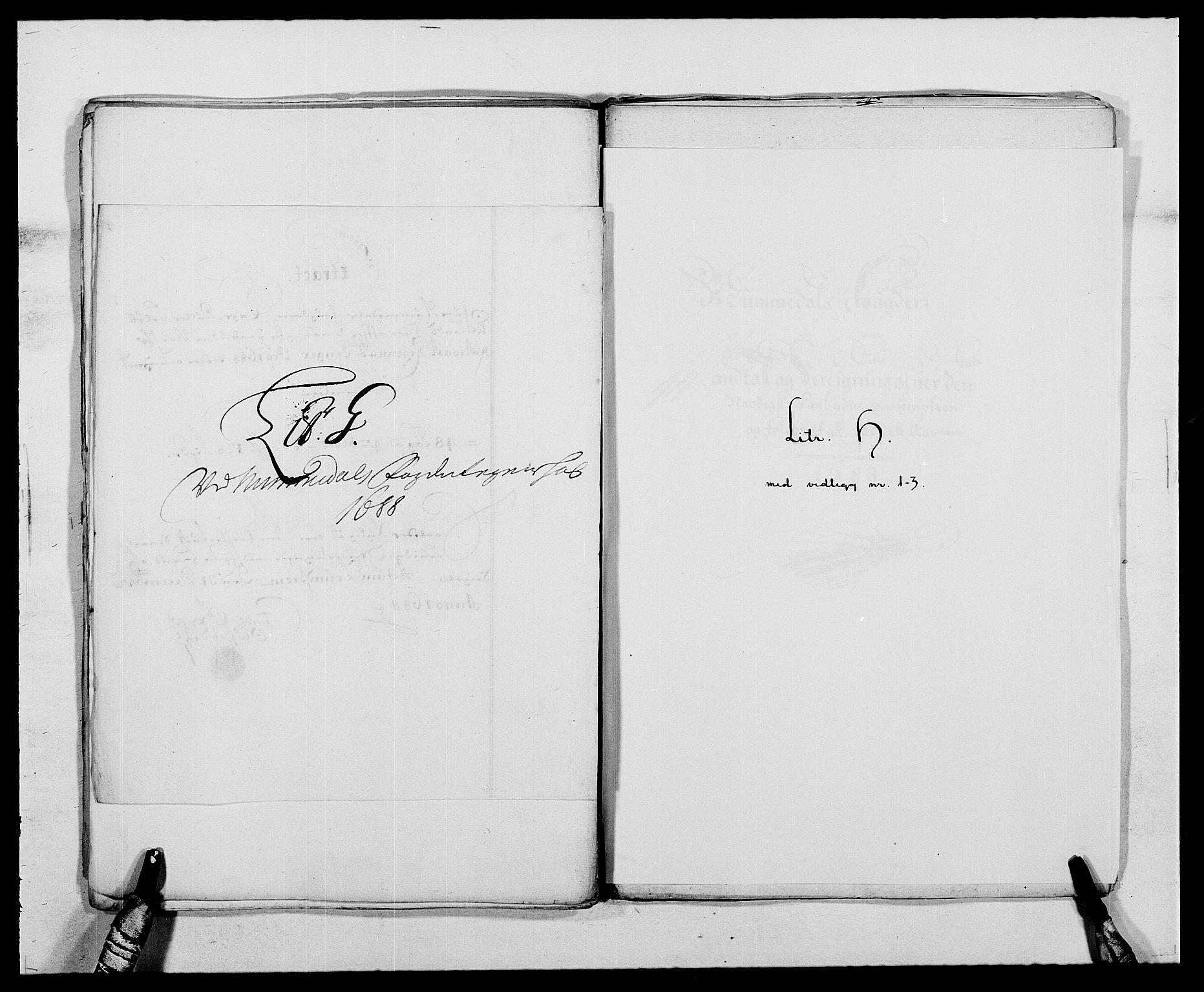 RA, Rentekammeret inntil 1814, Reviderte regnskaper, Fogderegnskap, R64/L4422: Fogderegnskap Namdal, 1687-1689, s. 122