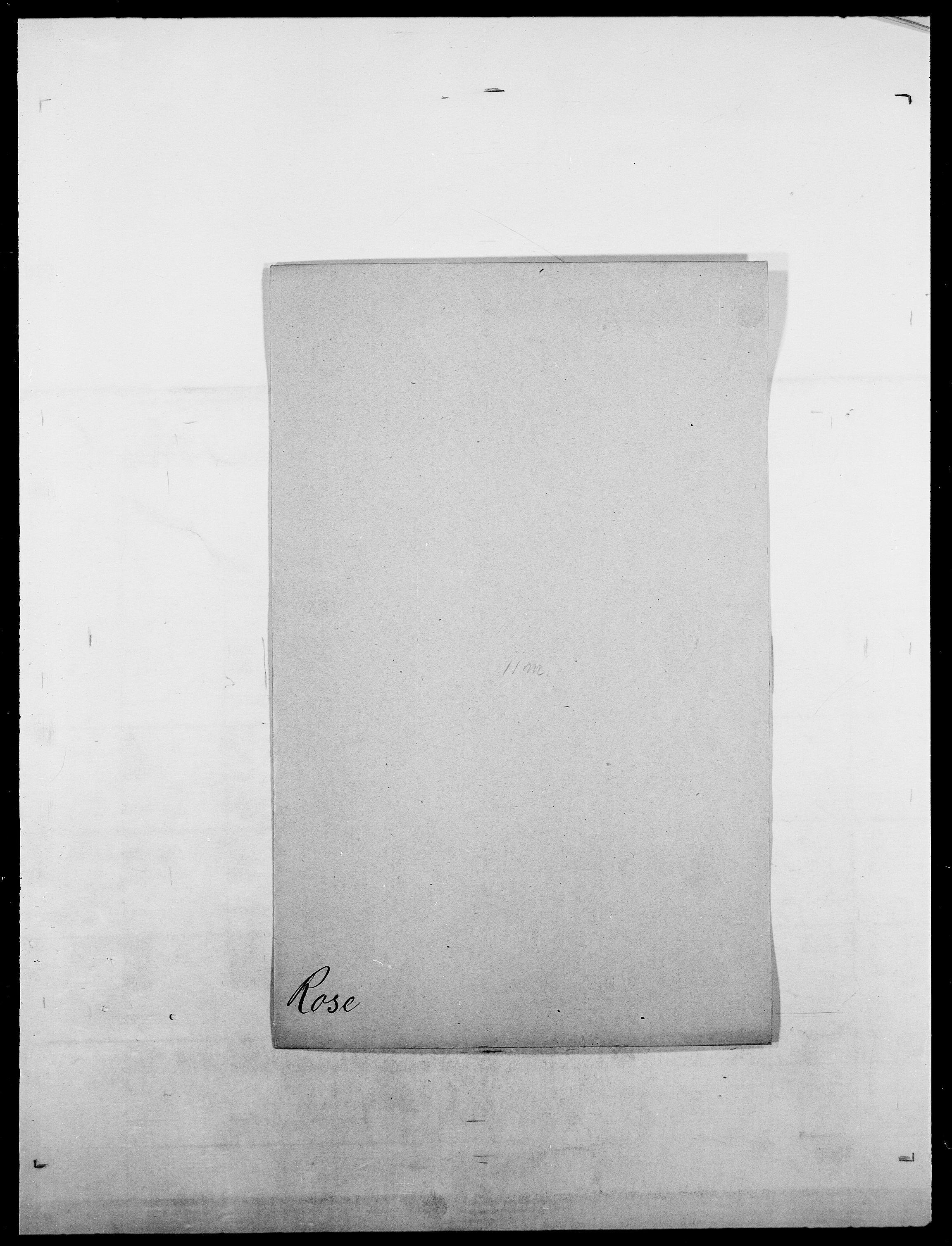 SAO, Delgobe, Charles Antoine - samling, D/Da/L0033: Roald - Røyem, s. 189
