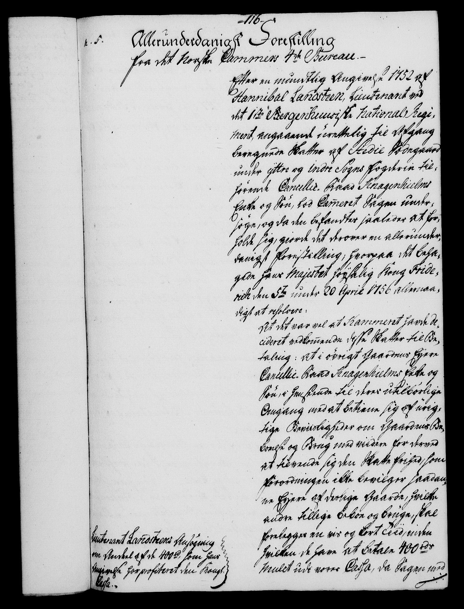 RA, Rentekammeret, Kammerkanselliet, G/Gf/Gfa/L0054: Norsk relasjons- og resolusjonsprotokoll (merket RK 52.54), 1771-1772, s. 646