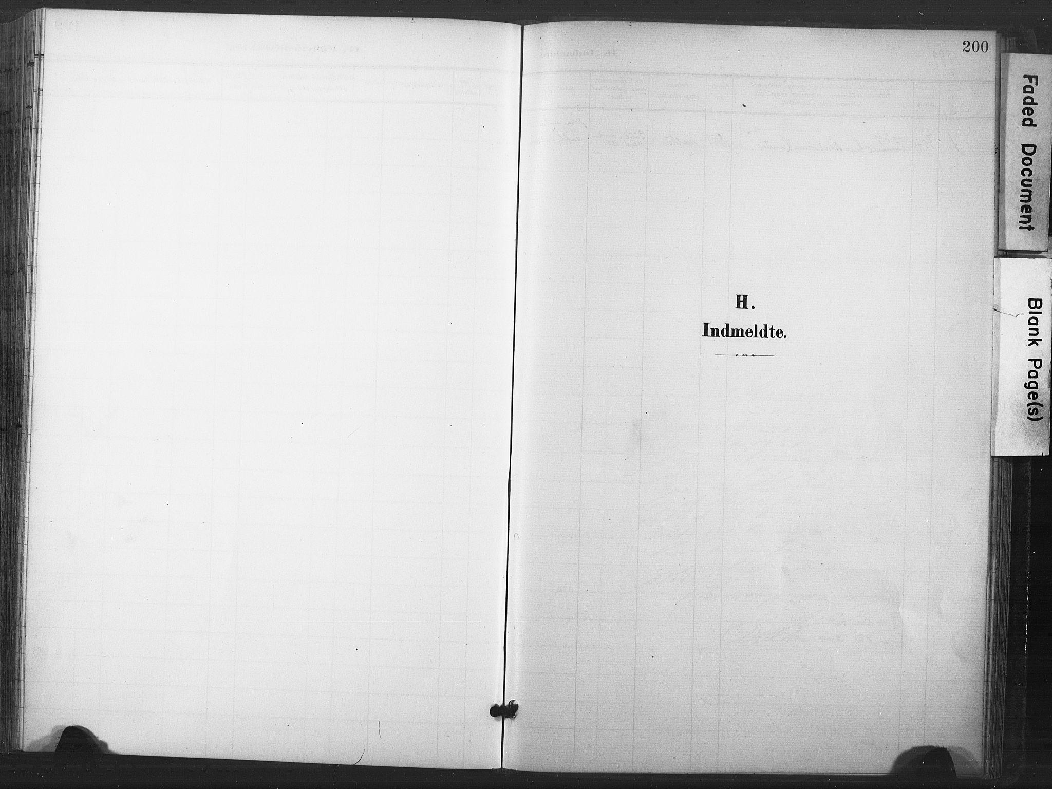 SAT, Ministerialprotokoller, klokkerbøker og fødselsregistre - Nord-Trøndelag, 713/L0122: Ministerialbok nr. 713A11, 1899-1910, s. 200