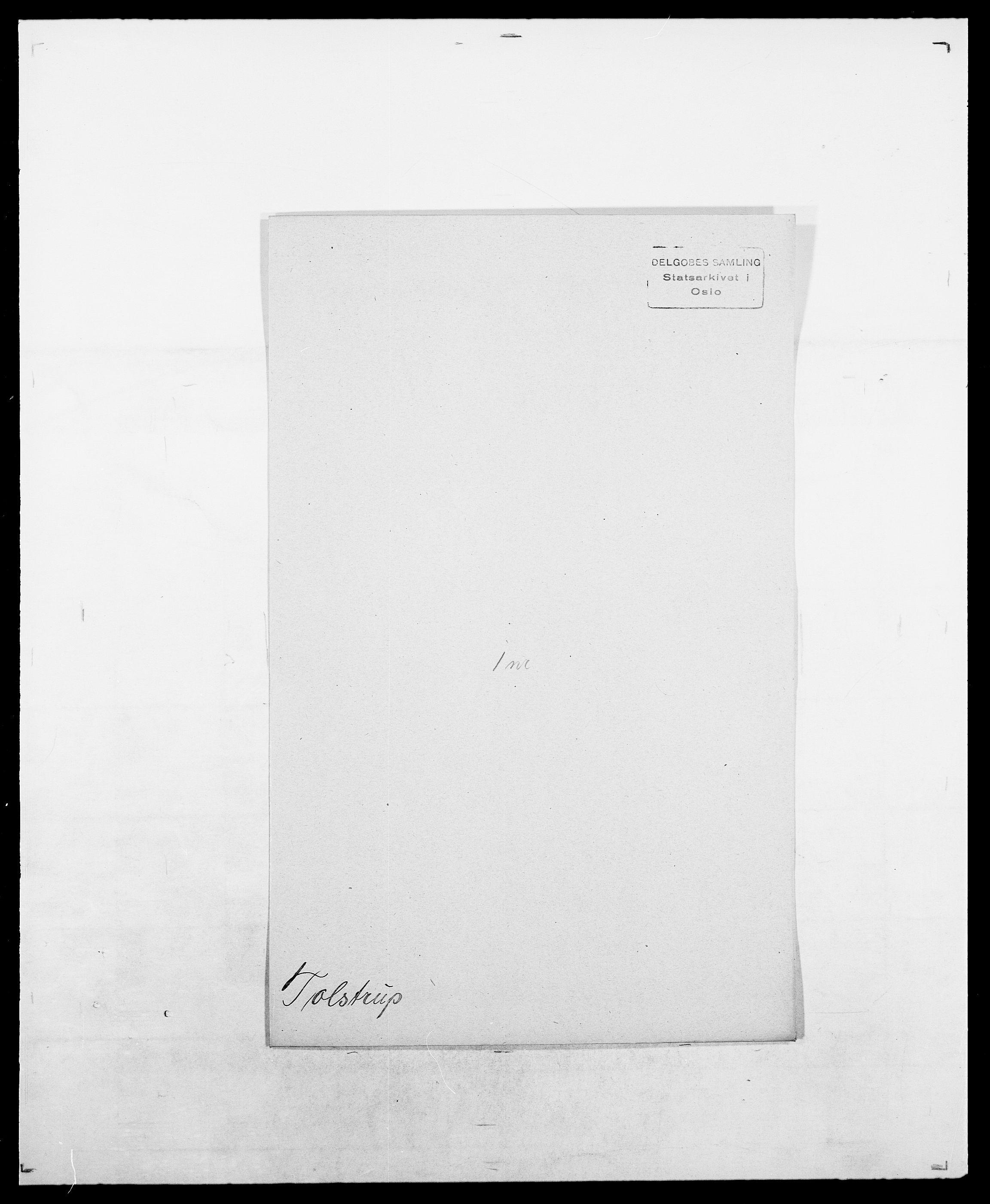 SAO, Delgobe, Charles Antoine - samling, D/Da/L0039: Thorsen - Urup, s. 132