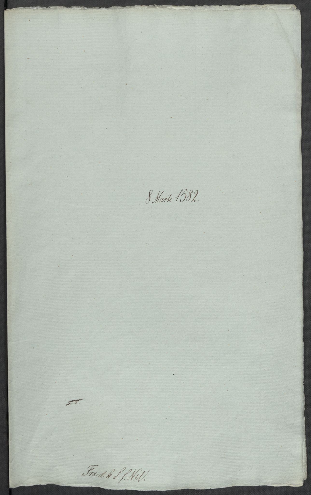 RA, Riksarkivets diplomsamling, F02/L0084: Dokumenter, 1582, s. 23