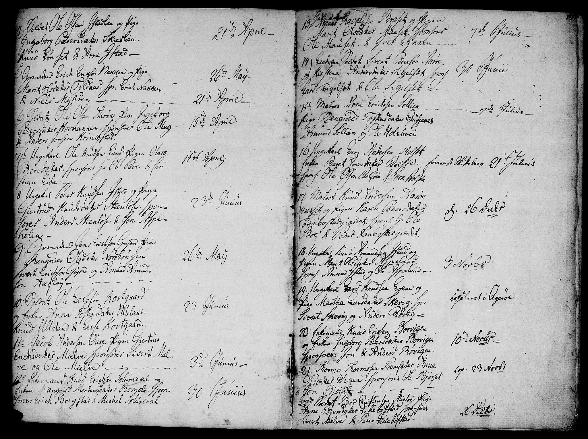 SAT, Ministerialprotokoller, klokkerbøker og fødselsregistre - Møre og Romsdal, 555/L0650: Ministerialbok nr. 555A02 /2, 1798-1821, s. 138