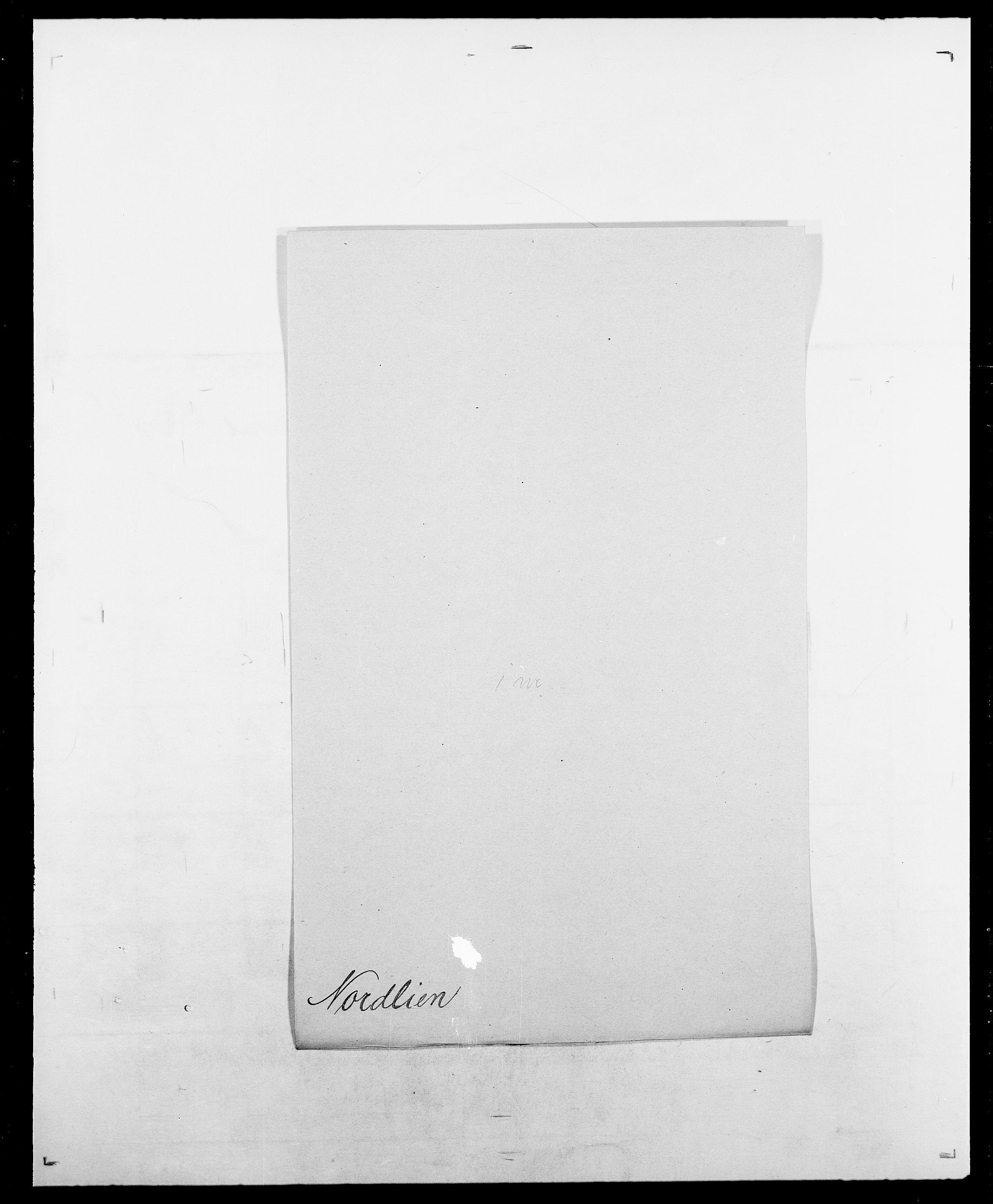SAO, Delgobe, Charles Antoine - samling, D/Da/L0028: Naaden - Nøvik, s. 447