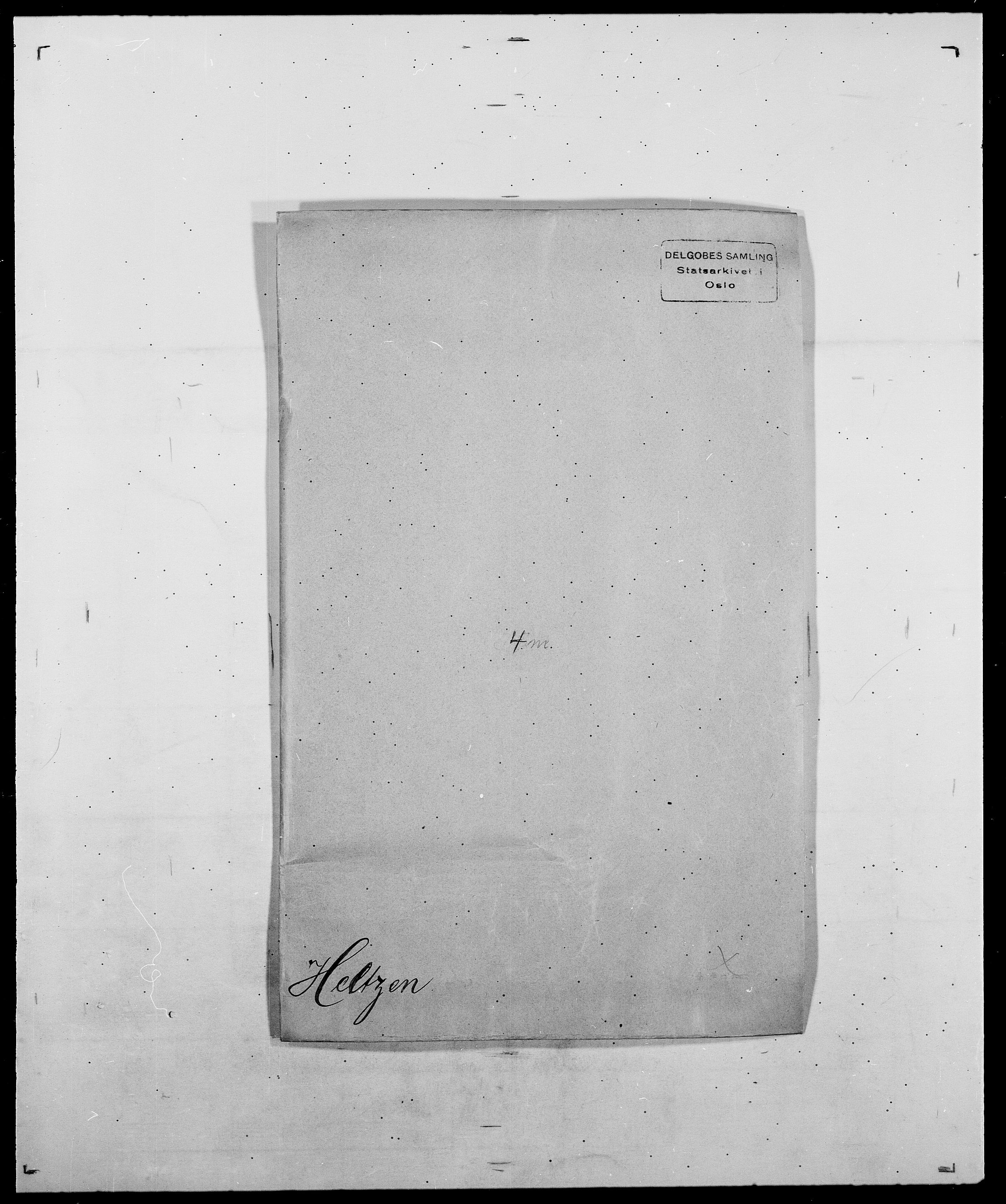 SAO, Delgobe, Charles Antoine - samling, D/Da/L0017: Helander - Hjørne, s. 140