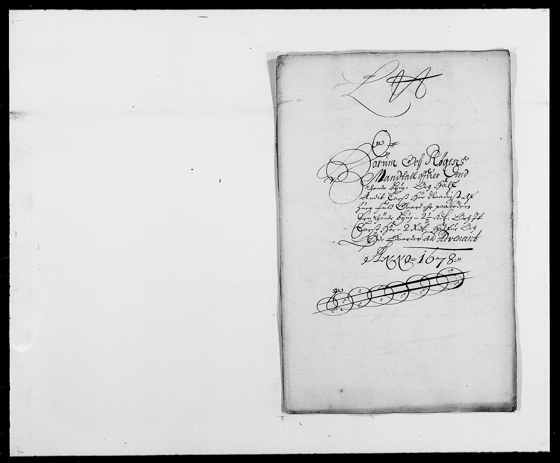 RA, Rentekammeret inntil 1814, Reviderte regnskaper, Fogderegnskap, R29/L1691: Fogderegnskap Hurum og Røyken, 1678-1681, s. 113