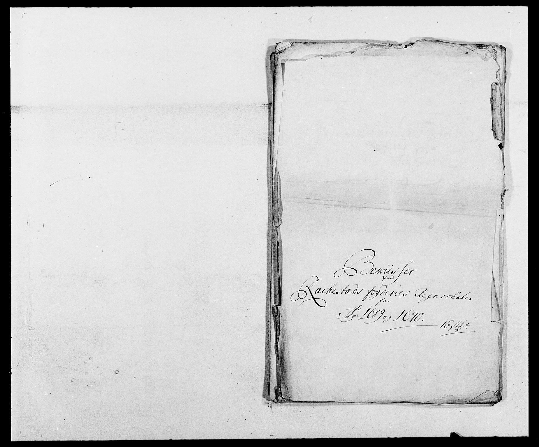 RA, Rentekammeret inntil 1814, Reviderte regnskaper, Fogderegnskap, R05/L0277: Fogderegnskap Rakkestad, 1689-1690, s. 319