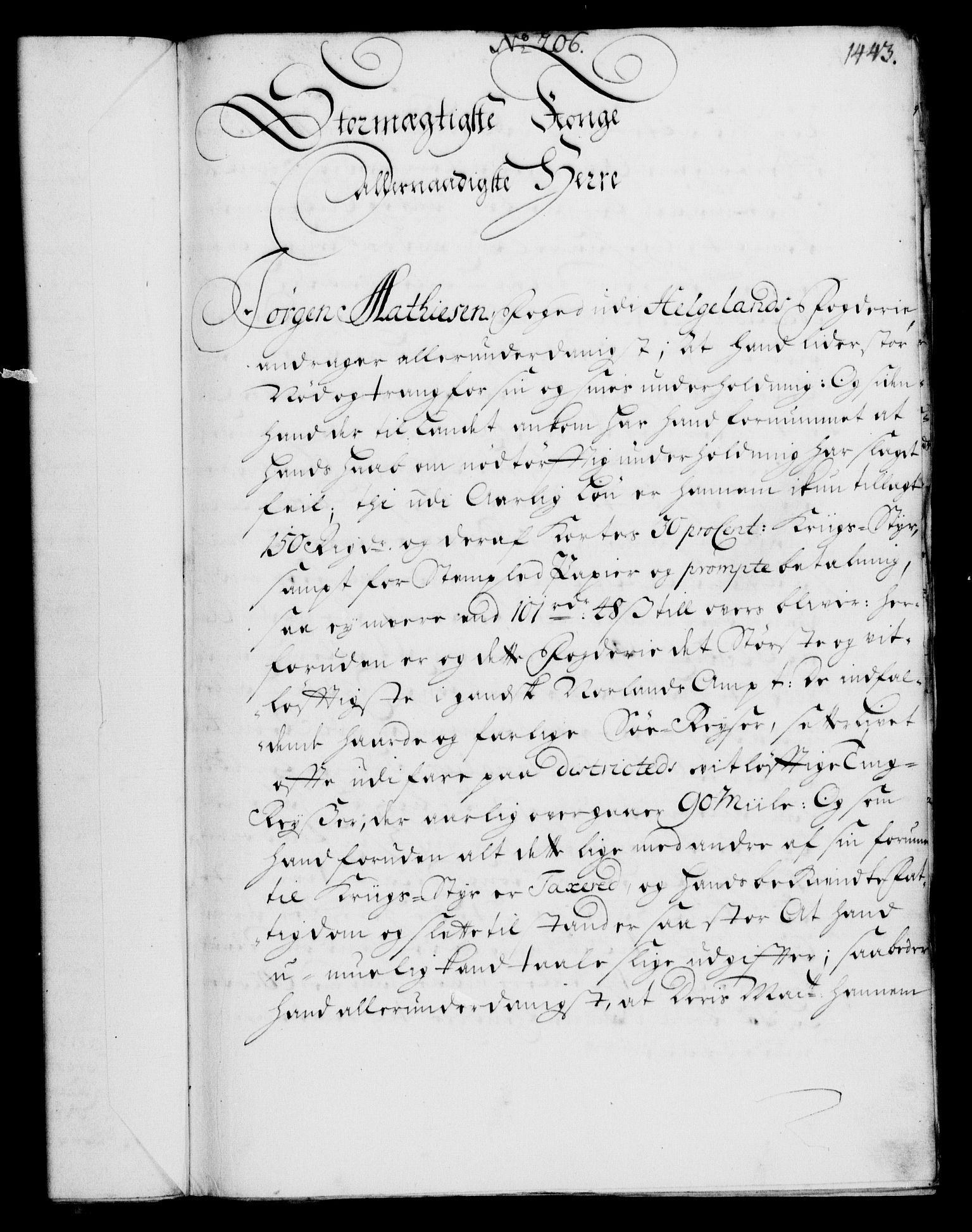 RA, Rentekammeret, Kammerkanselliet, G/Gf/Gfa/L0003: Norsk relasjons- og resolusjonsprotokoll (merket RK 52.3), 1720, s. 417