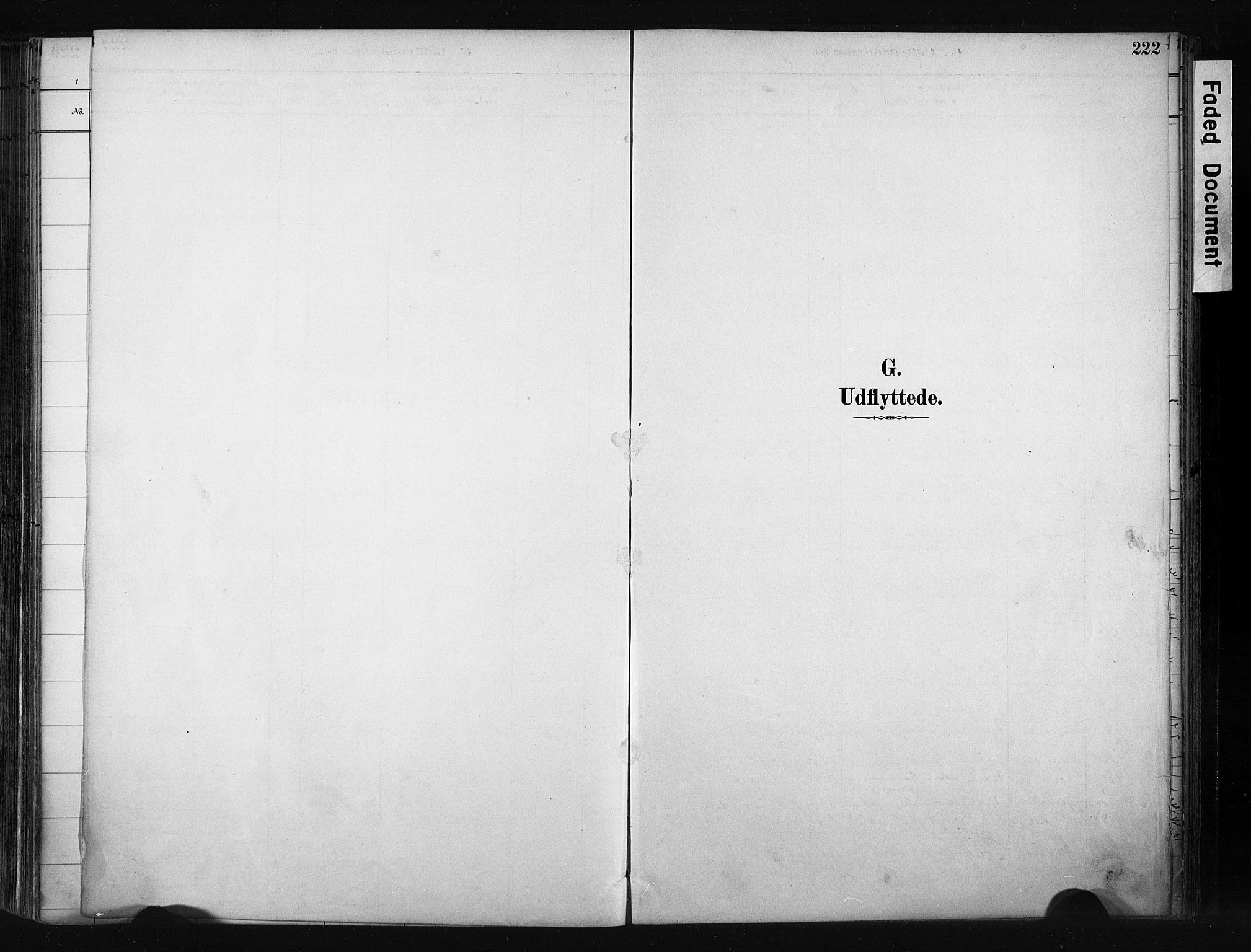 SAH, Gran prestekontor, Ministerialbok nr. 17, 1889-1897, s. 222
