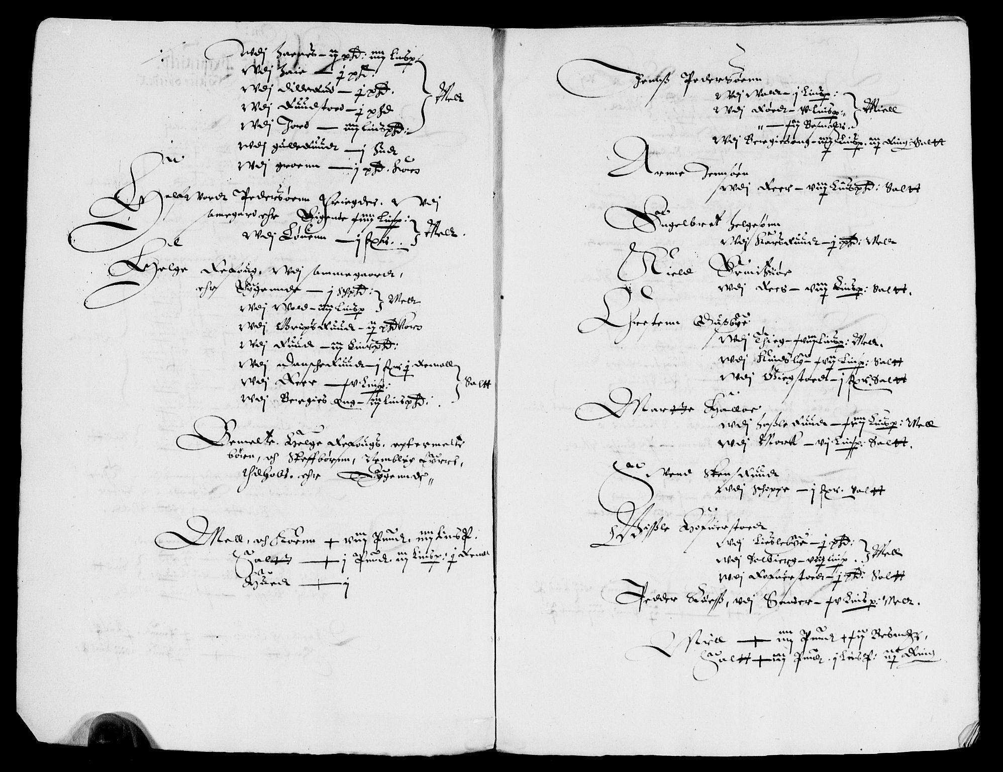 RA, Rentekammeret inntil 1814, Reviderte regnskaper, Lensregnskaper, R/Rb/Rba/L0126: Akershus len, 1635-1636