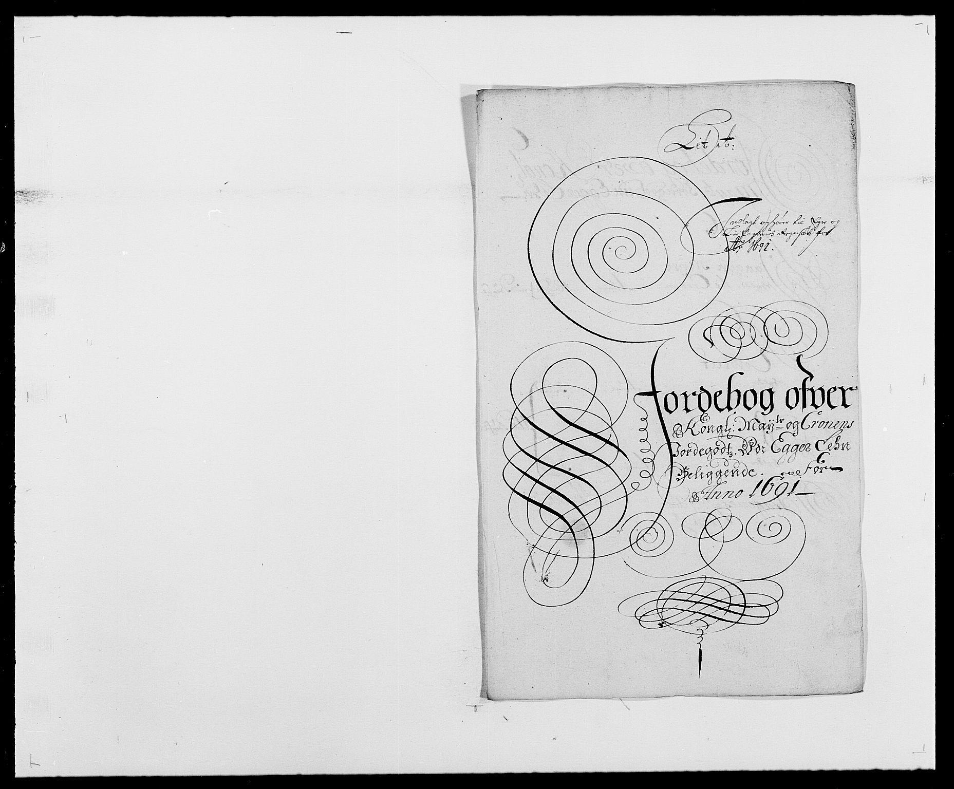 RA, Rentekammeret inntil 1814, Reviderte regnskaper, Fogderegnskap, R28/L1689: Fogderegnskap Eiker og Lier, 1690-1691, s. 221