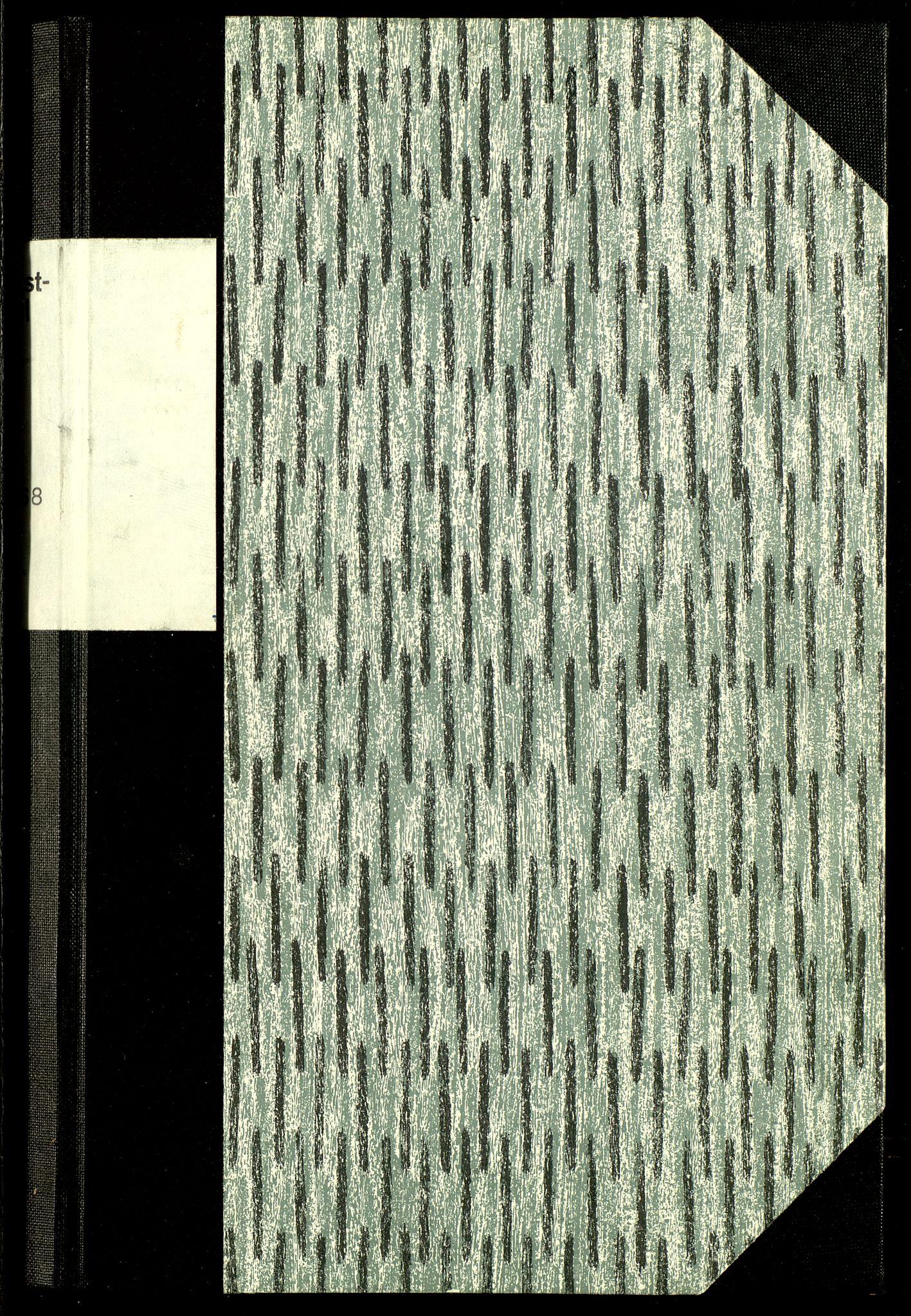 SAH, Norges Brannkasse, Hof, F/L0001: Branntakstprotokoll, 1846-1868