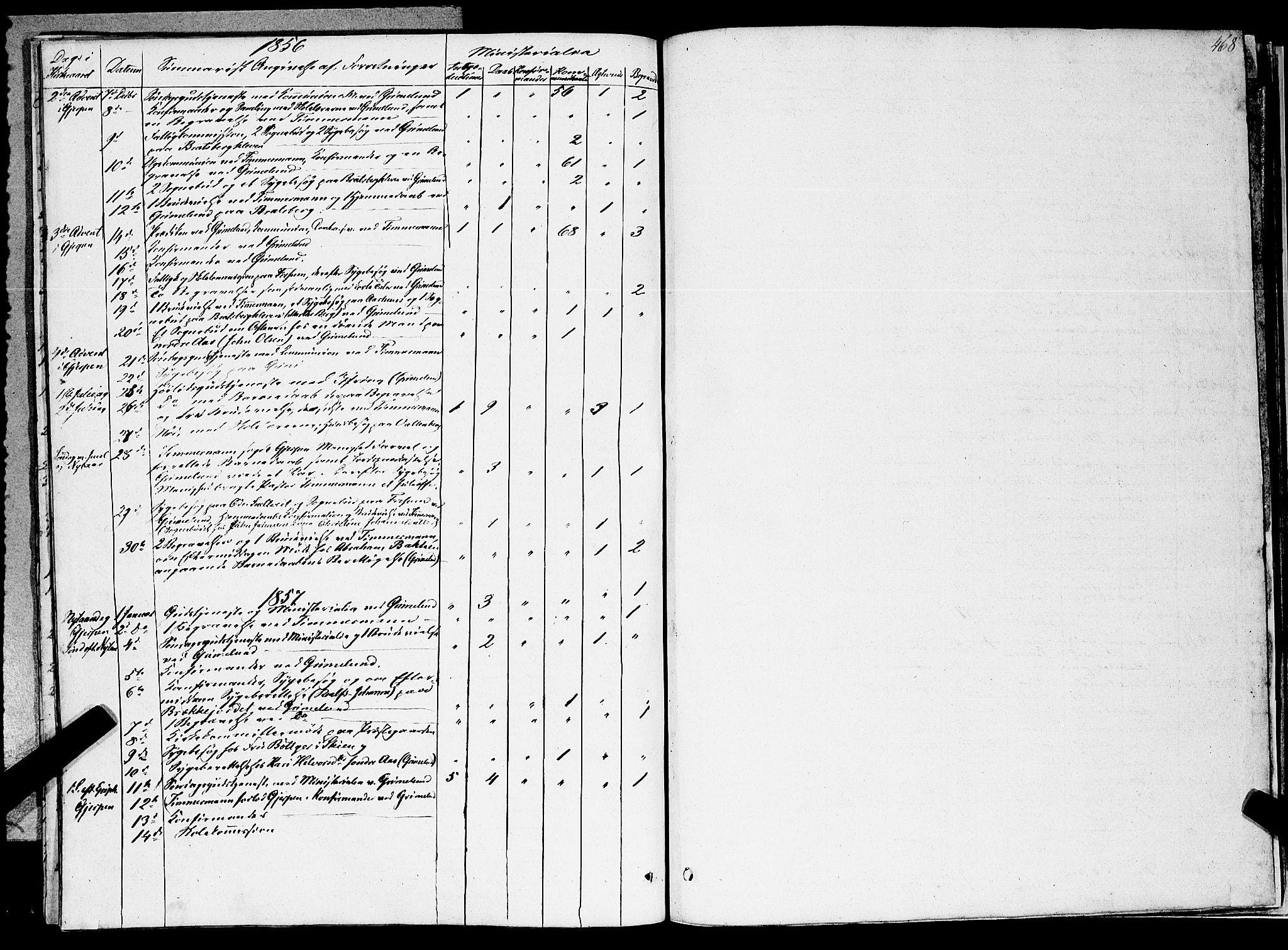 SAKO, Gjerpen kirkebøker, F/Fa/L0007b: Ministerialbok nr. 7B, 1834-1857, s. 457