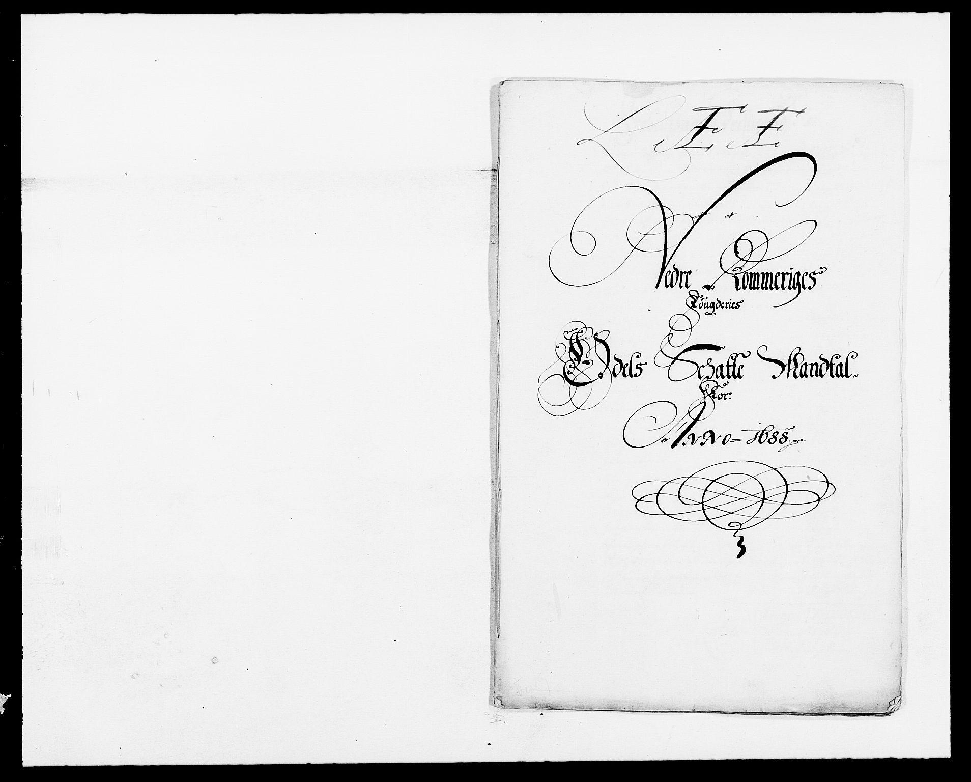 RA, Rentekammeret inntil 1814, Reviderte regnskaper, Fogderegnskap, R11/L0573: Fogderegnskap Nedre Romerike, 1679-1688, s. 13