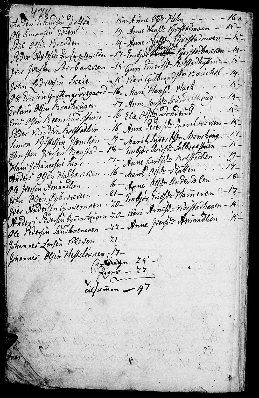 SAH, Fron prestekontor, H/Ha/Haa/L0001: Ministerialbok nr. 1, 1799-1816, s. 478-479