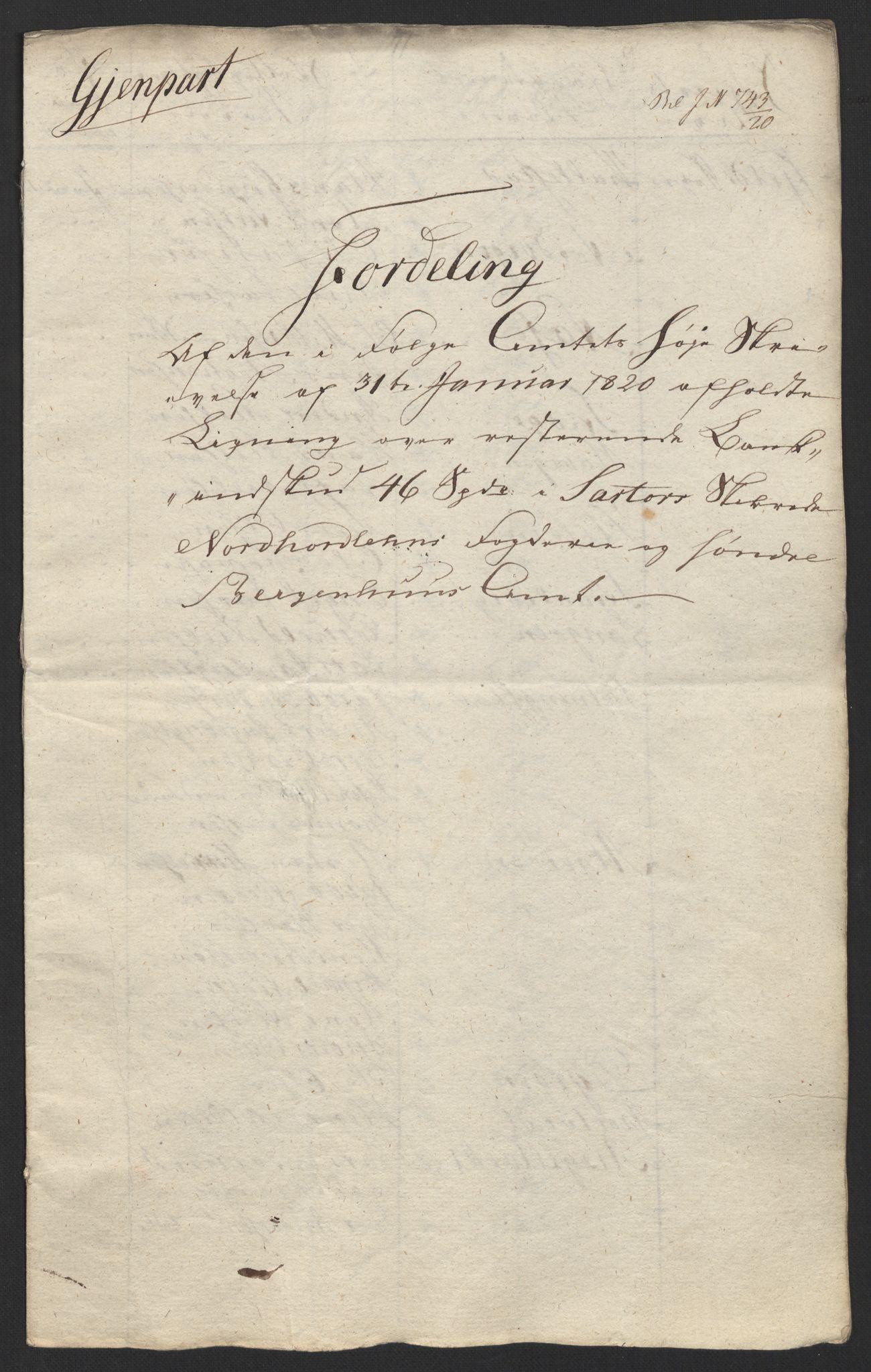 NOBA, Norges Bank/Sølvskatten 1816*, 1816-1824, s. 34