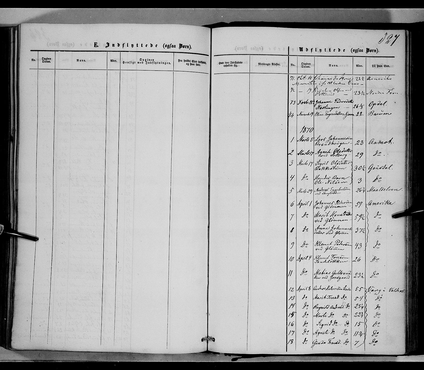 SAH, Øyer prestekontor, Ministerialbok nr. 6, 1858-1874, s. 327