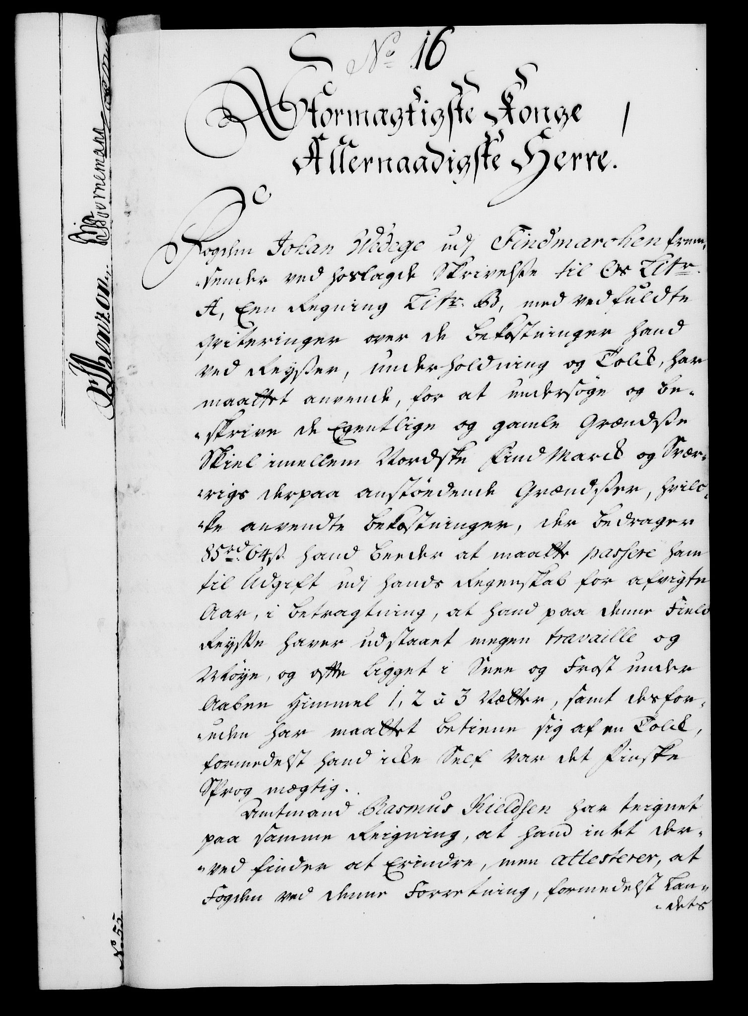 RA, Rentekammeret, Kammerkanselliet, G/Gf/Gfa/L0023: Norsk relasjons- og resolusjonsprotokoll (merket RK 52.23), 1740, s. 116
