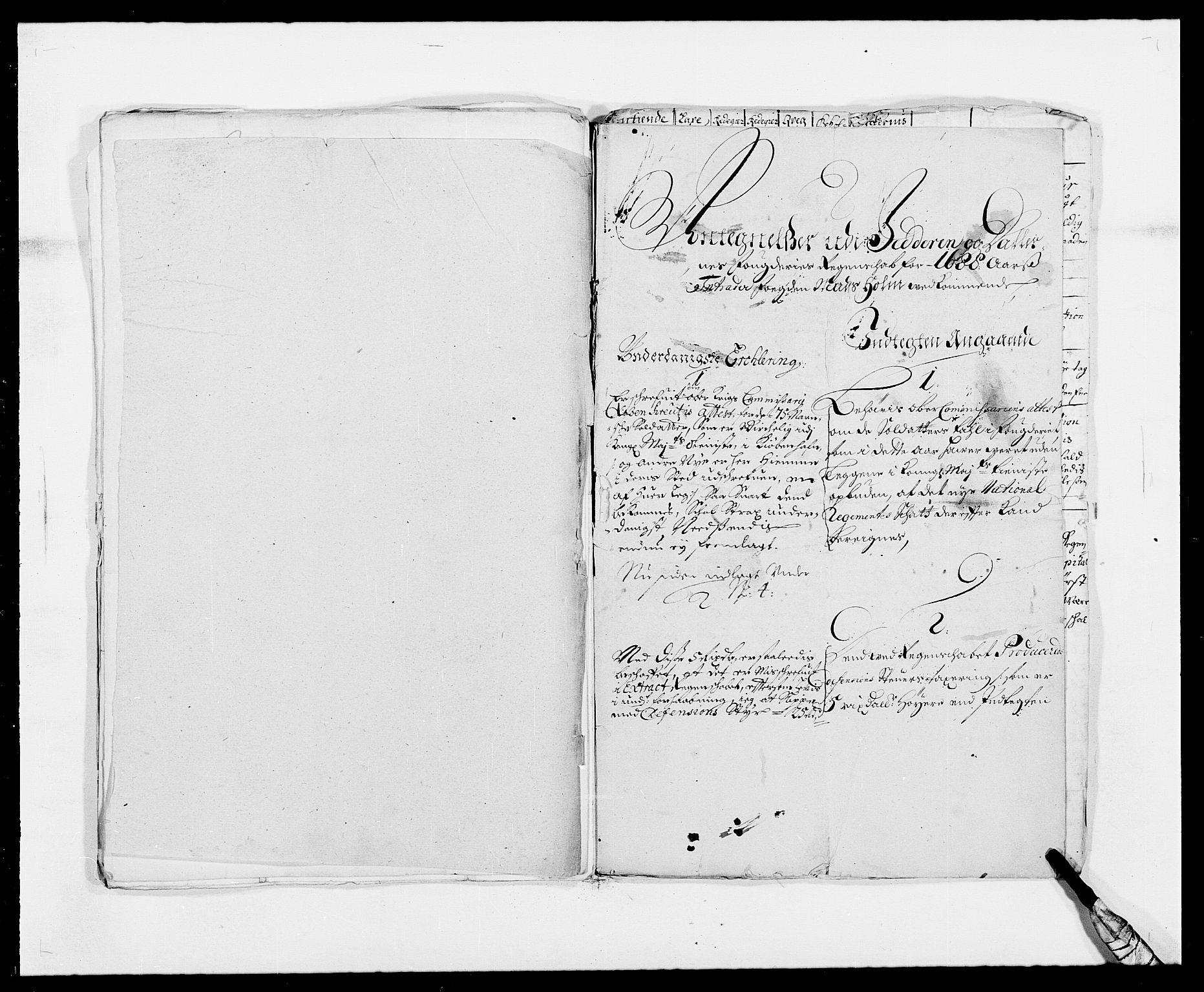 RA, Rentekammeret inntil 1814, Reviderte regnskaper, Fogderegnskap, R46/L2726: Fogderegnskap Jæren og Dalane, 1686-1689, s. 299