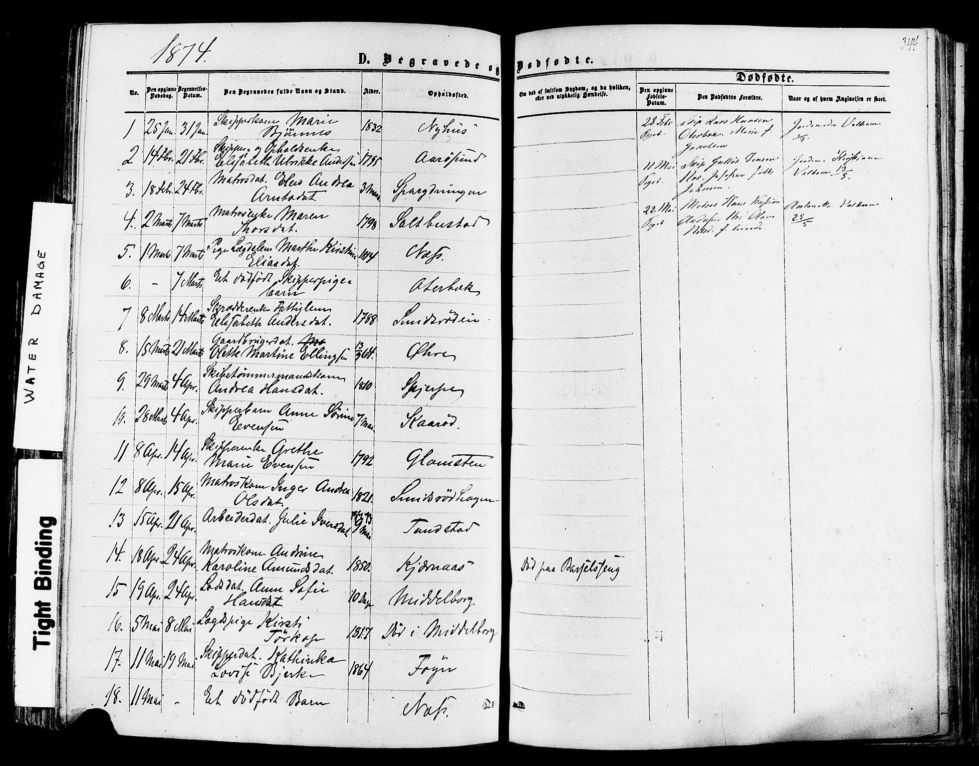 SAKO, Nøtterøy kirkebøker, F/Fa/L0007: Ministerialbok nr. I 7, 1865-1877, s. 344