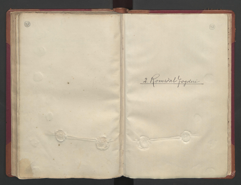 RA, Manntallet 1701, nr. 11: Nordmøre fogderi og Romsdal fogderi, 1701, s. 150-151