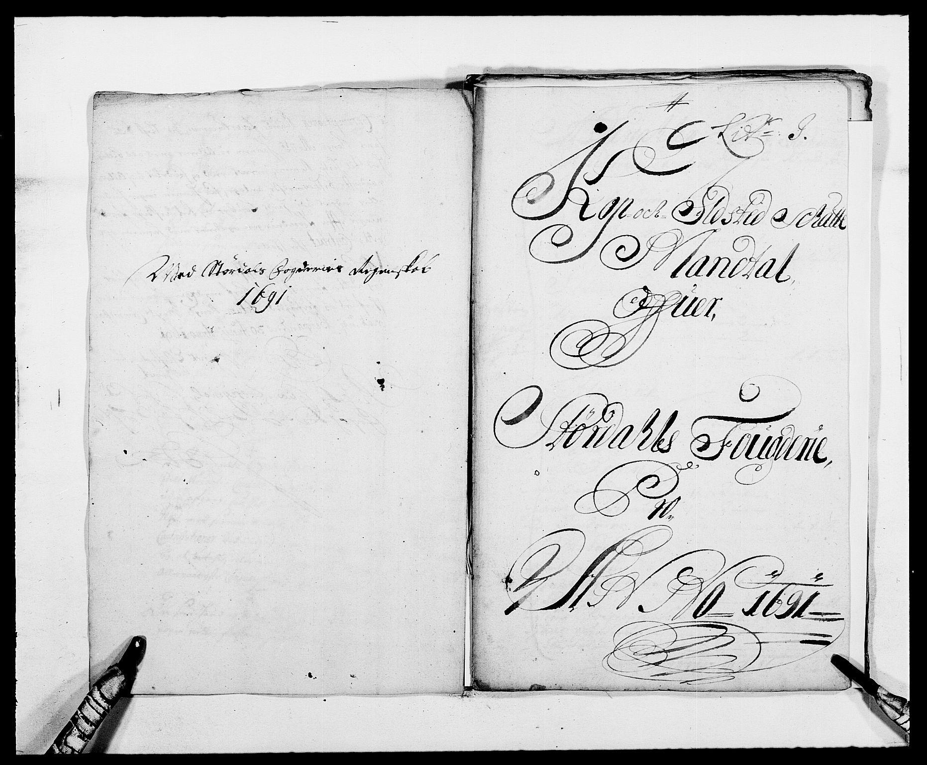 RA, Rentekammeret inntil 1814, Reviderte regnskaper, Fogderegnskap, R62/L4184: Fogderegnskap Stjørdal og Verdal, 1690-1691, s. 361