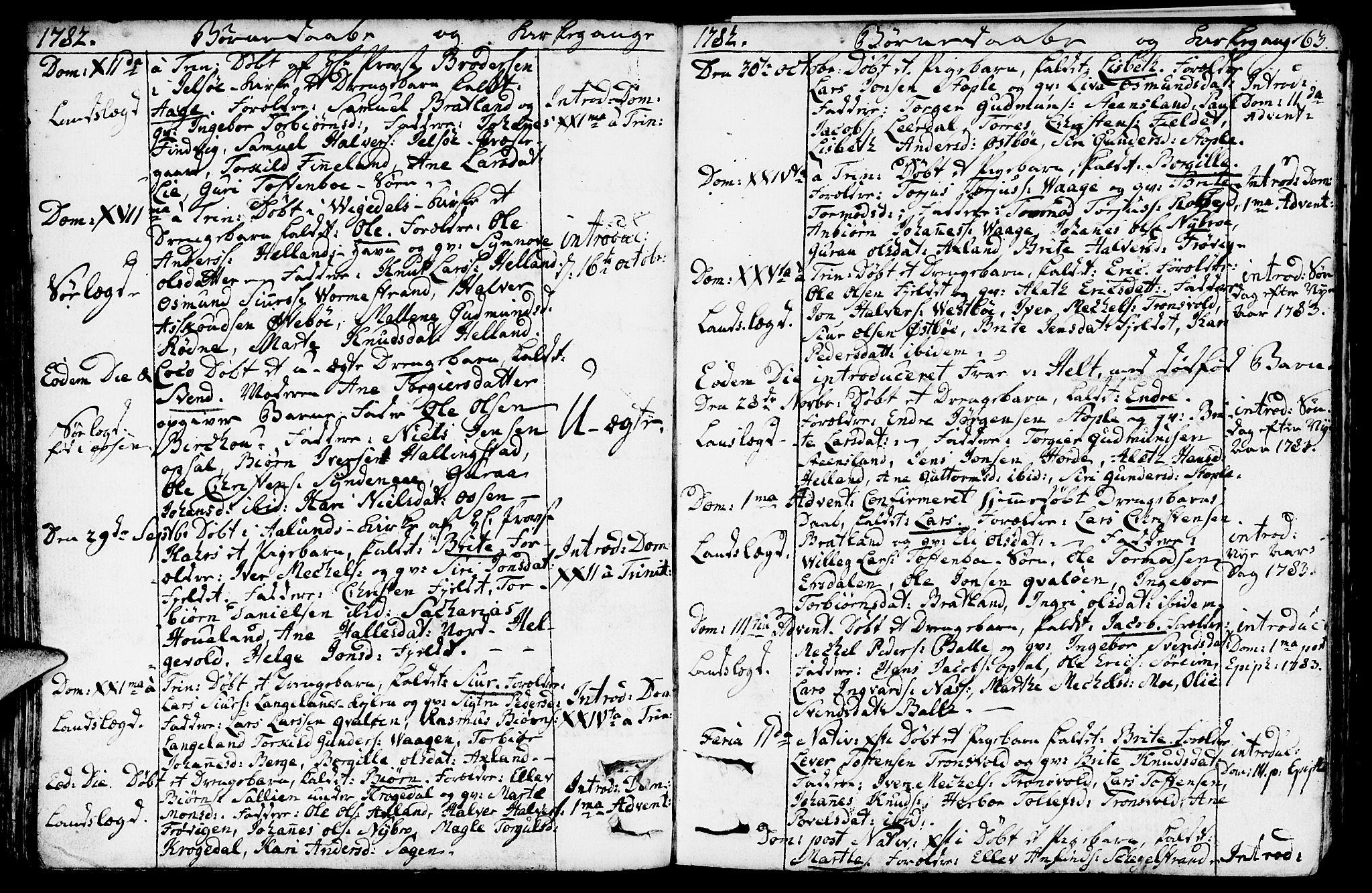 SAST, Vikedal sokneprestkontor, IV: Ministerialbok nr. A 2, 1779-1817, s. 63