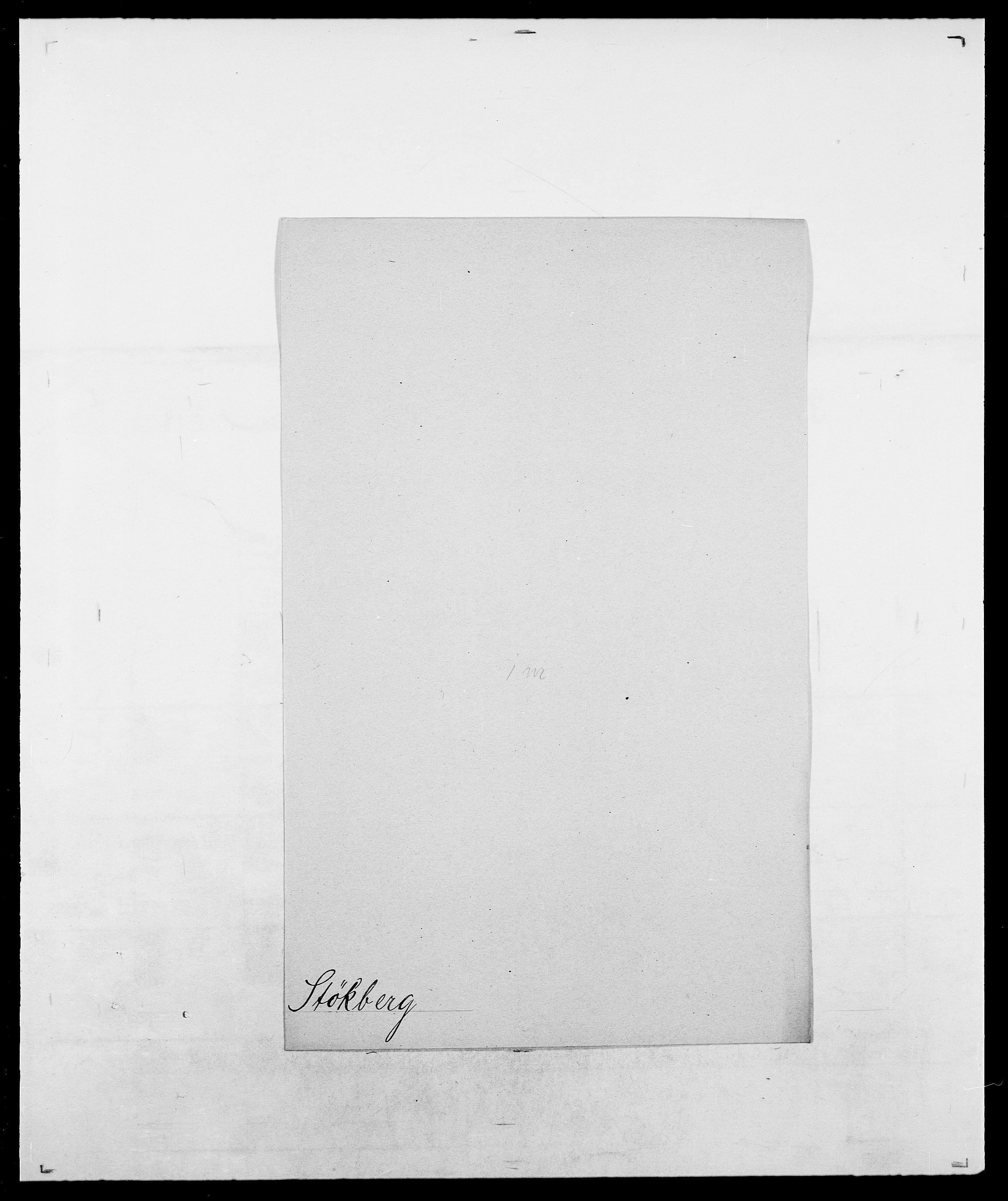 SAO, Delgobe, Charles Antoine - samling, D/Da/L0037: Steen, Sthen, Stein - Svare, Svanige, Svanne, se også Svanning og Schwane, s. 836