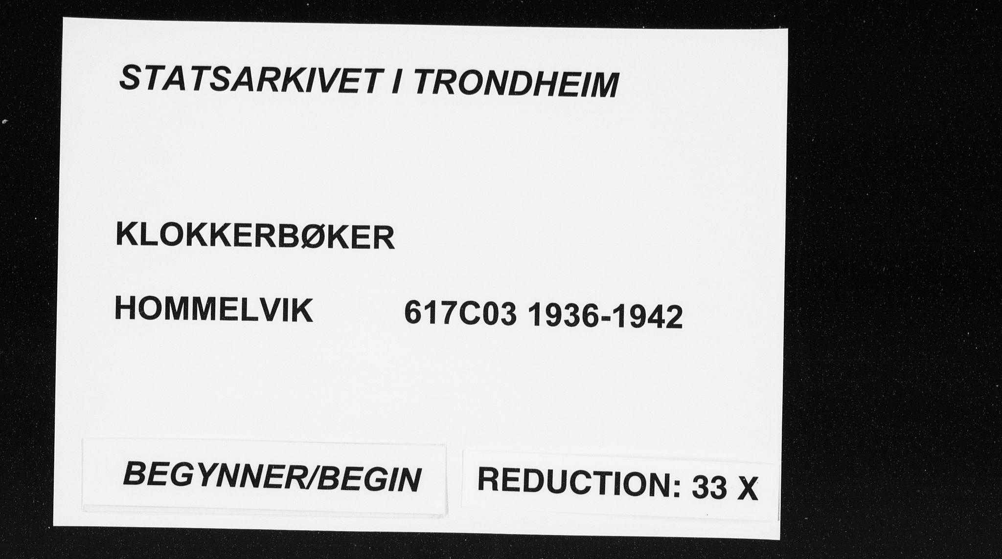 SAT, Ministerialprotokoller, klokkerbøker og fødselsregistre - Sør-Trøndelag, 617/L0432: Klokkerbok nr. 617C03, 1936-1942