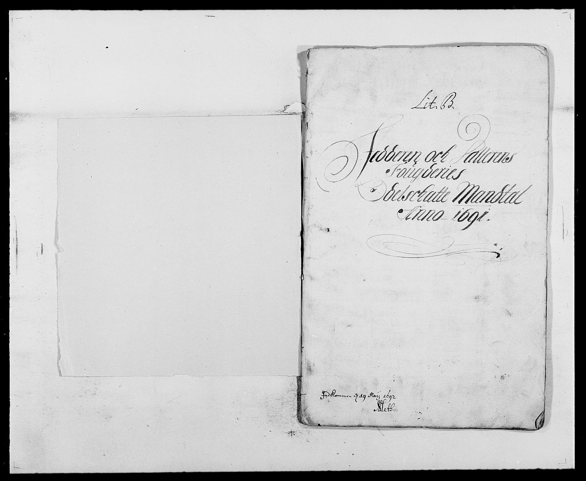 RA, Rentekammeret inntil 1814, Reviderte regnskaper, Fogderegnskap, R46/L2727: Fogderegnskap Jæren og Dalane, 1690-1693, s. 78
