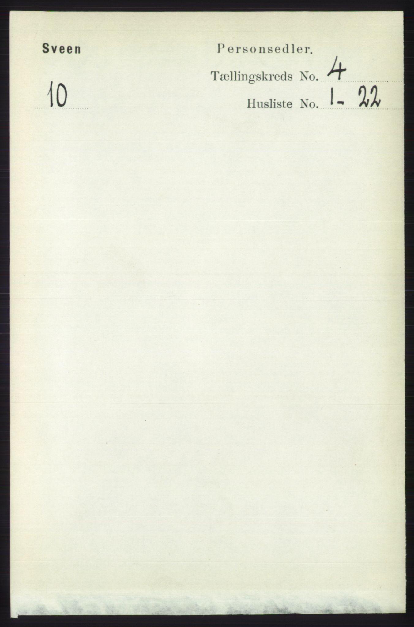 RA, Folketelling 1891 for 1216 Sveio herred, 1891, s. 1135