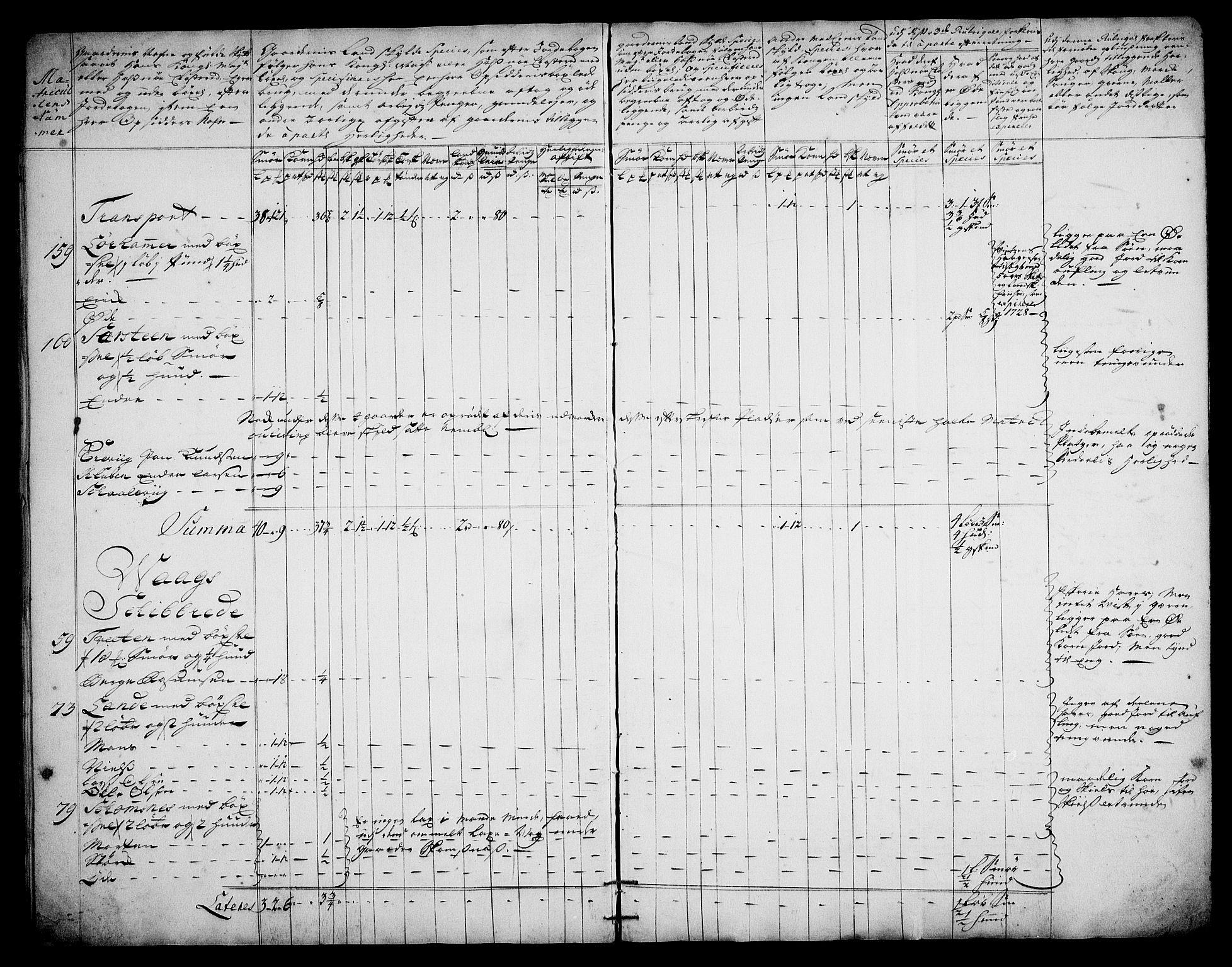 RA, Rentekammeret inntil 1814, Realistisk ordnet avdeling, On/L0003: [Jj 4]: Kommisjonsforretning over Vilhelm Hanssøns forpaktning av Halsnøy klosters gods, 1721-1729, s. 195