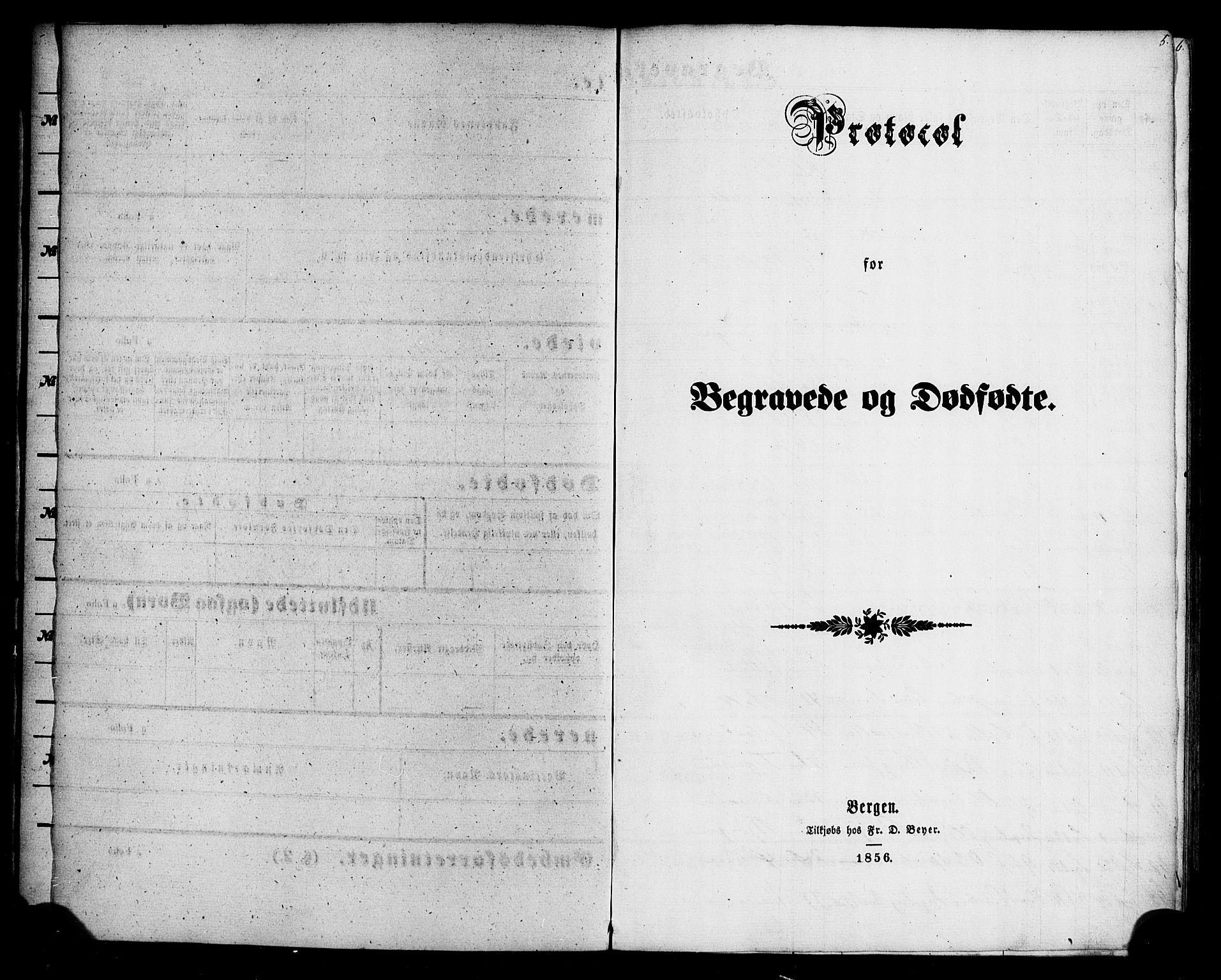 SAB, Aurland Sokneprestembete*, Ministerialbok nr. A 11, 1857-1879, s. 5