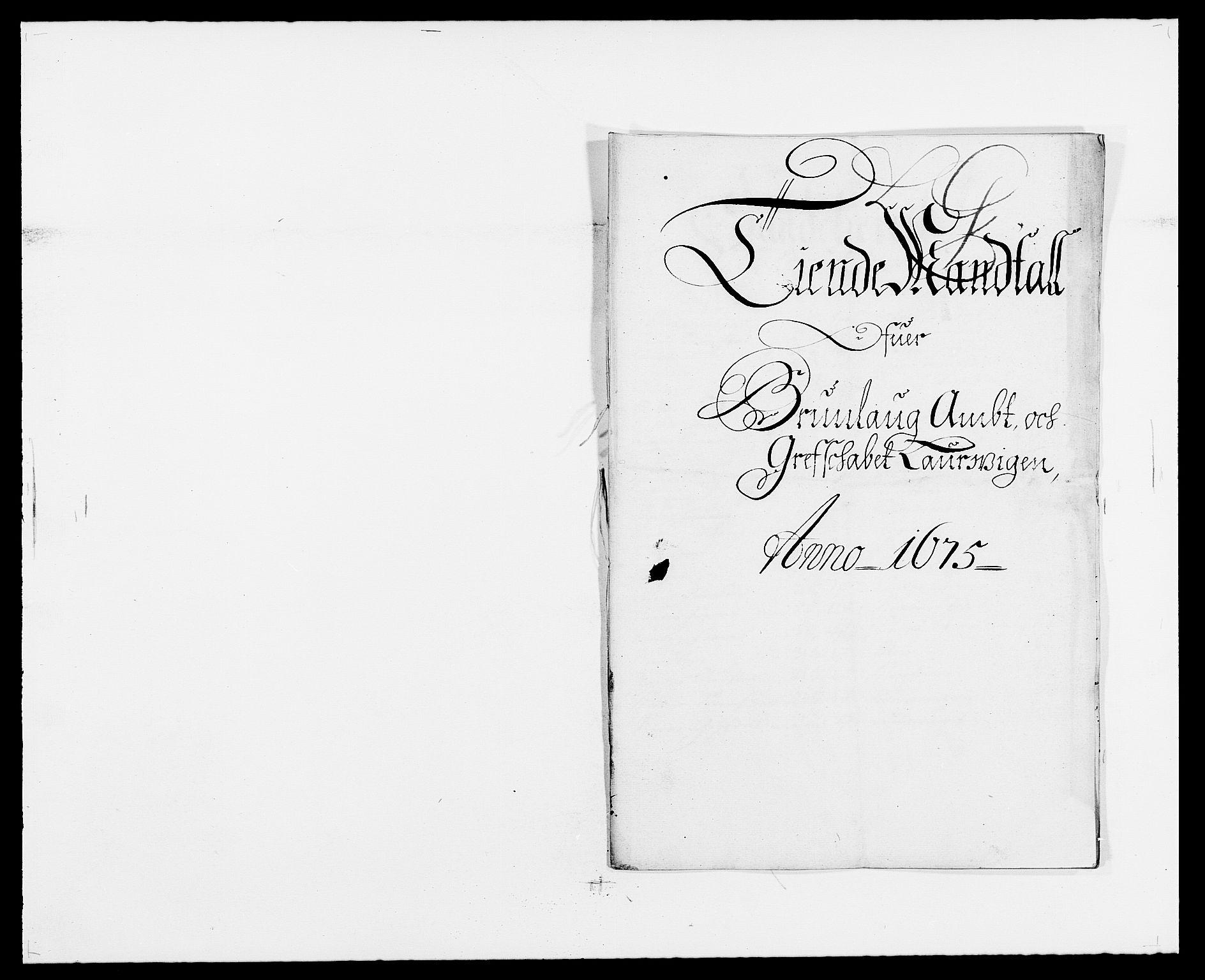 RA, Rentekammeret inntil 1814, Reviderte regnskaper, Fogderegnskap, R33/L1967: Fogderegnskap Larvik grevskap, 1675-1687, s. 226
