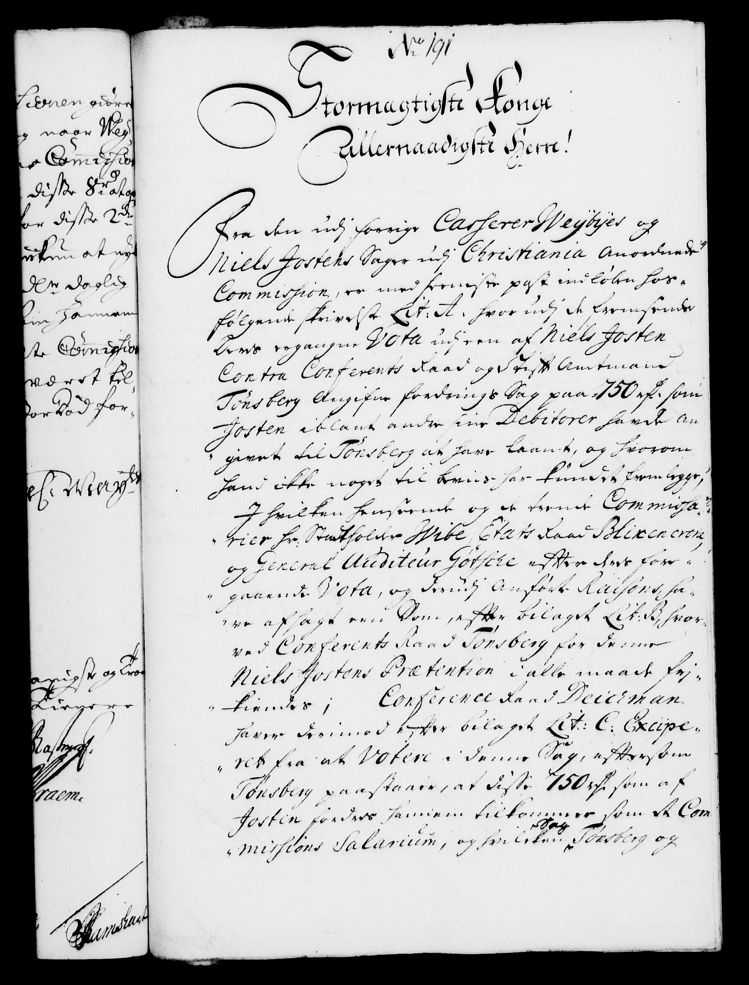 RA, Rentekammeret, Kammerkanselliet, G/Gf/Gfa/L0008: Norsk relasjons- og resolusjonsprotokoll (merket RK 52.8), 1725, s. 1032