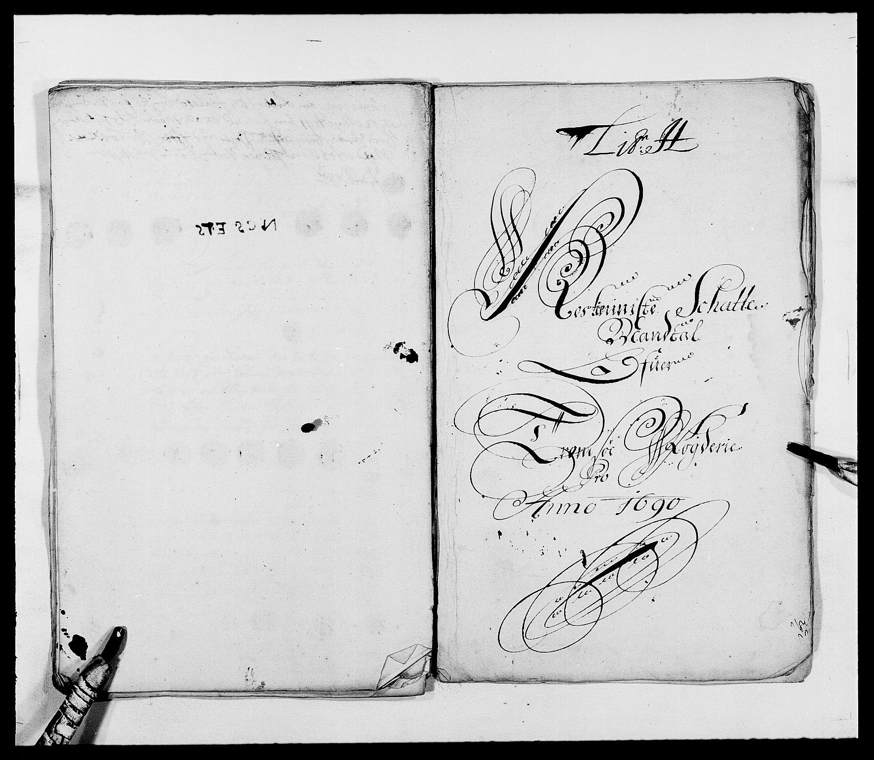RA, Rentekammeret inntil 1814, Reviderte regnskaper, Fogderegnskap, R68/L4751: Fogderegnskap Senja og Troms, 1690-1693, s. 59